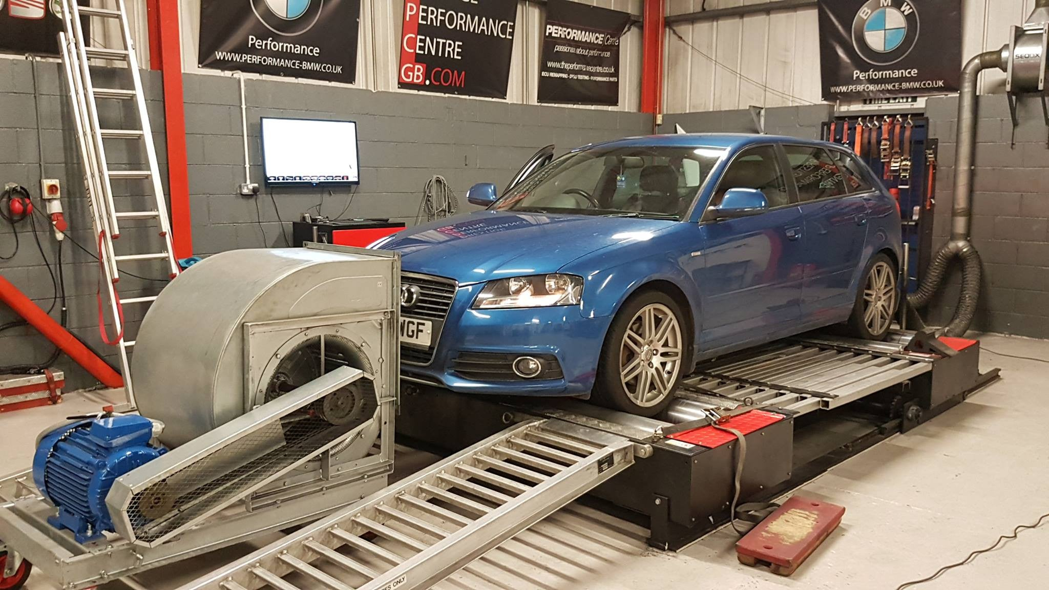 Audi A3 2.0 170 - Stage 1 Remap