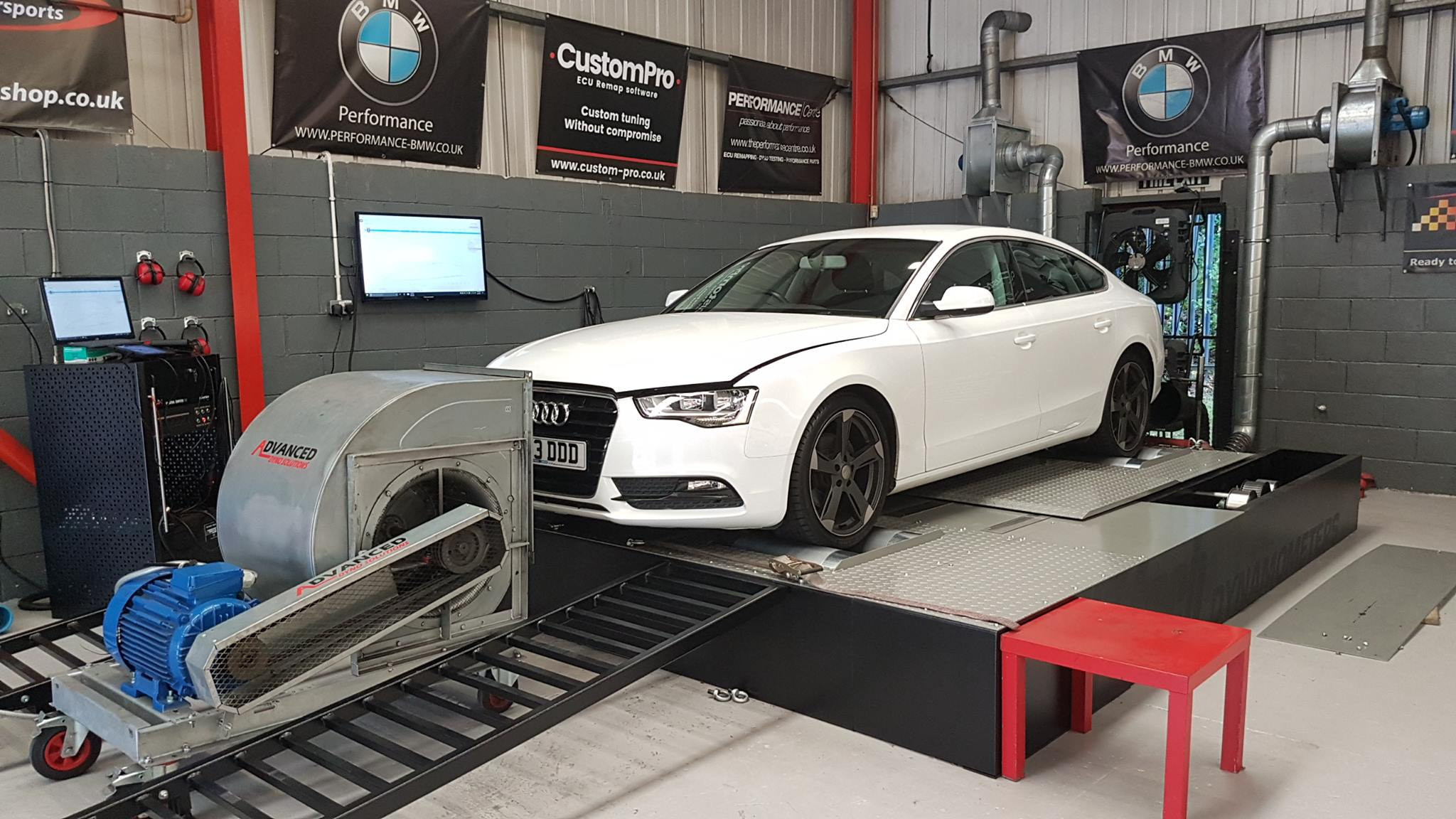 Audi A5 2.0 - CustomPro remap
