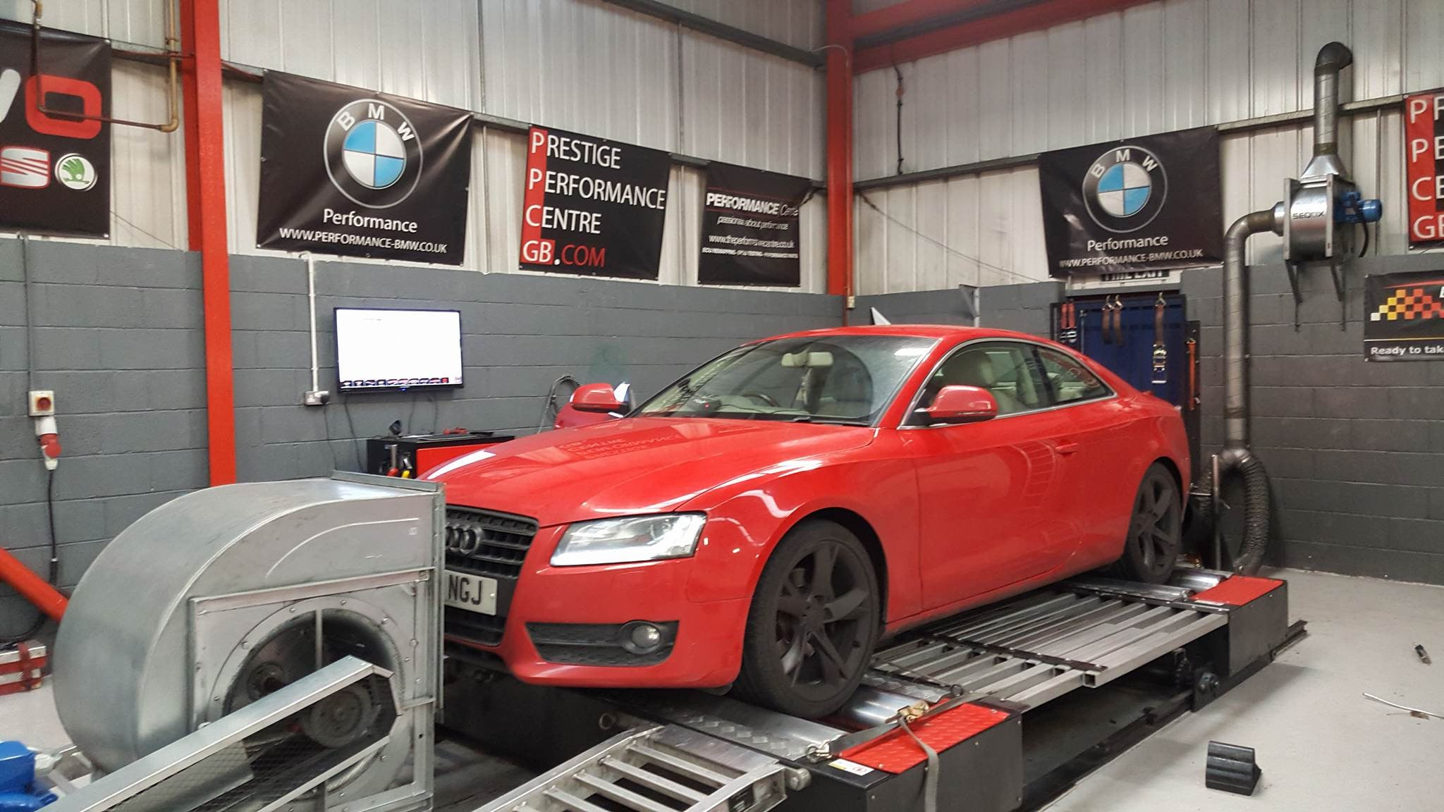 Audi A5 3.0 240 - CustomPro Remap