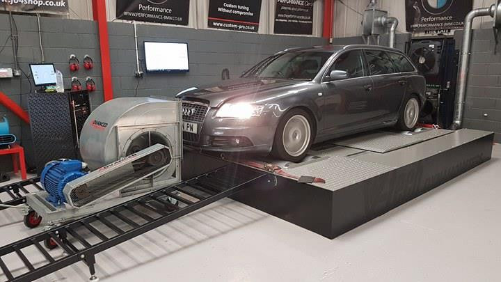 Audi A6 2.0 PD140 - CustomPro remap