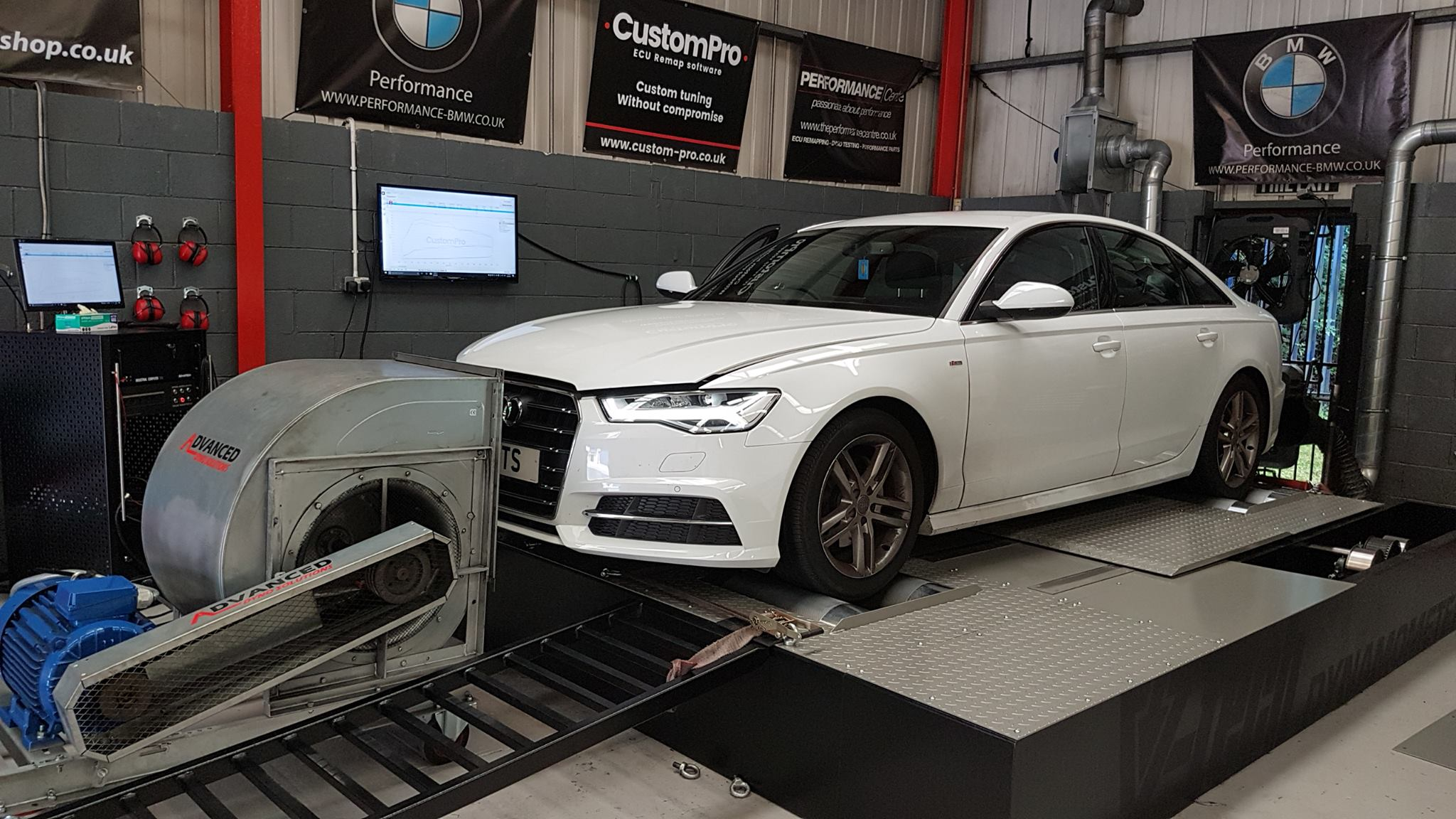 Audi A6 2.0 190 - CustomPro remap