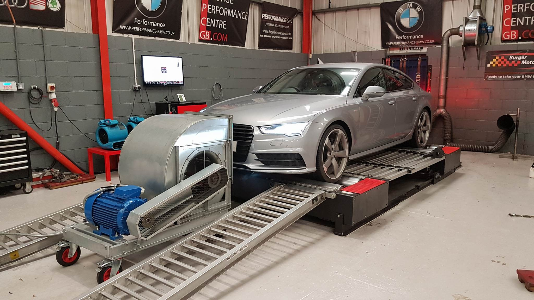 Audi A7 3.0 272 - CustomPro remap software