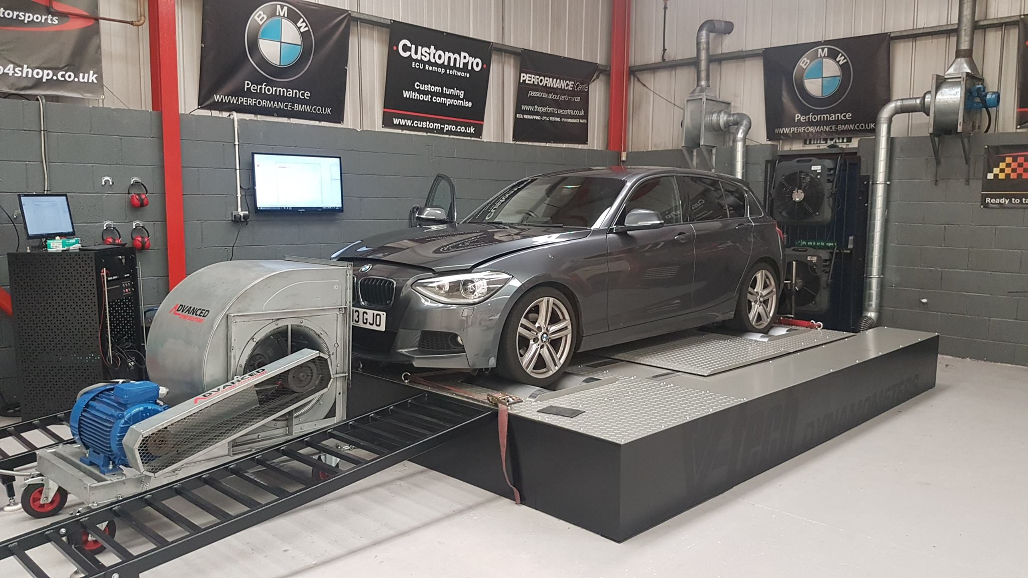BMW 118d F Series 143 - CustomPro remap
