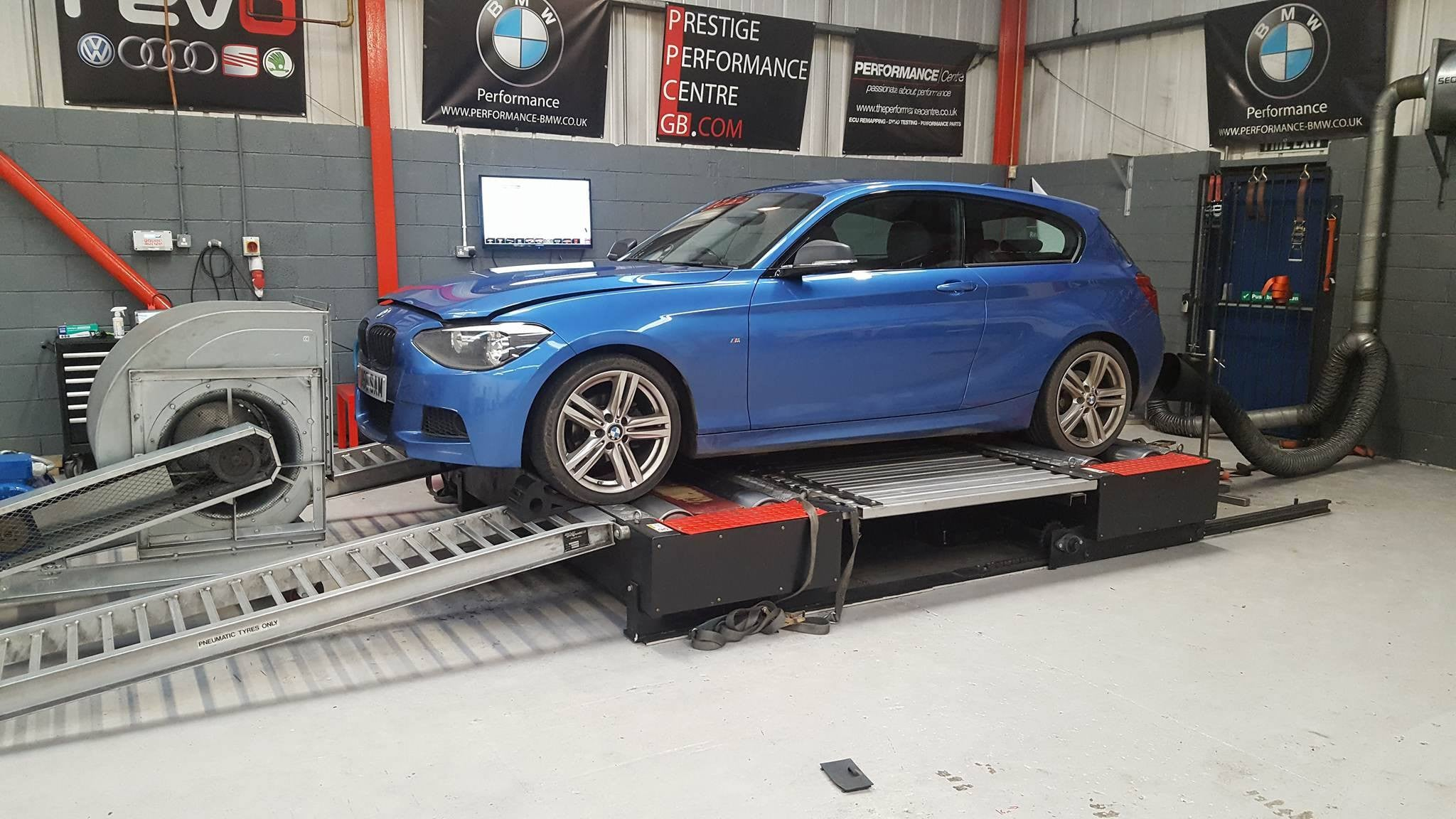 BMW 118d 143 F21 - CustomPro Remap