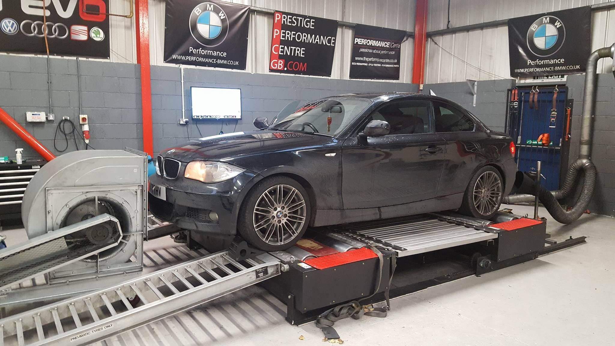 BMW 120d 177 - CustomPro remap