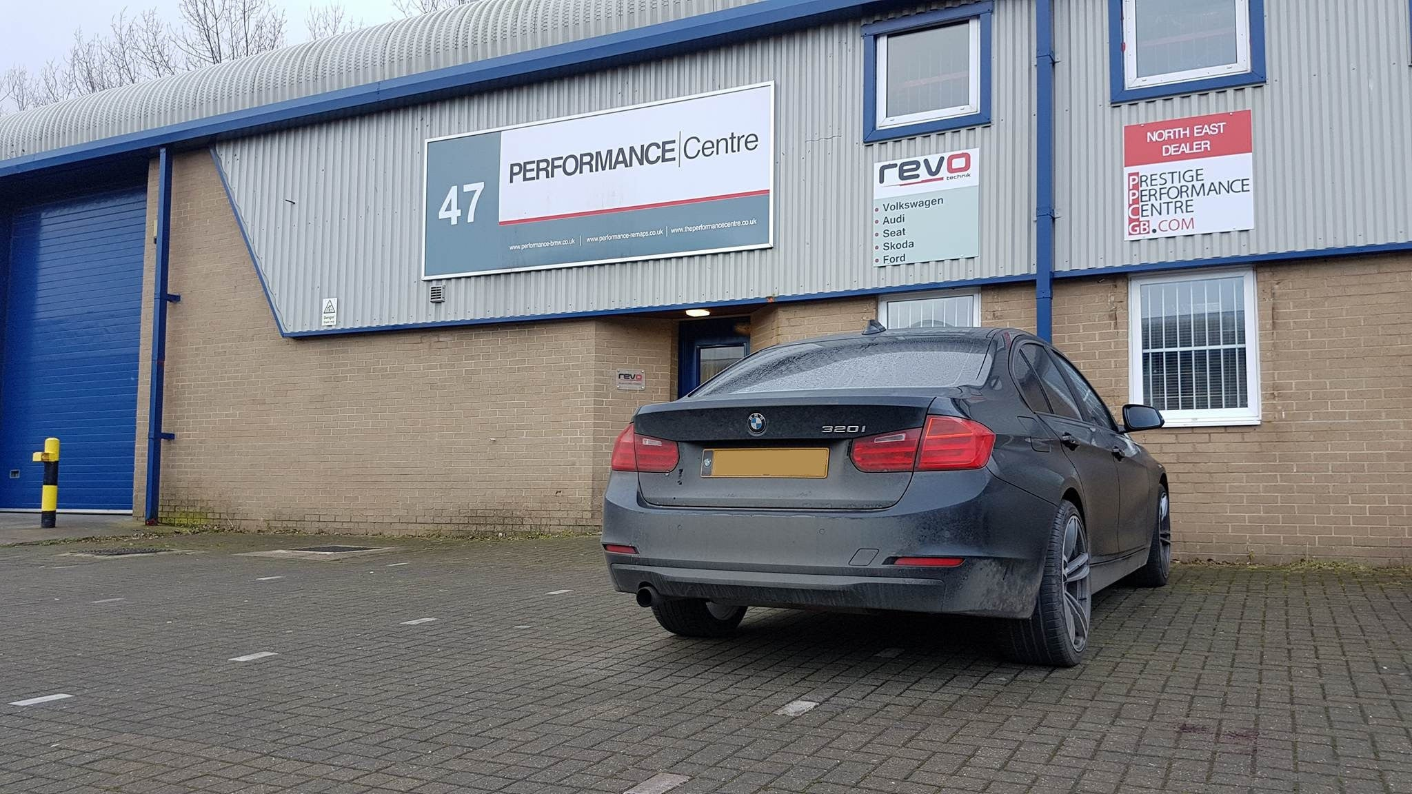 BMW 320i F30 - CustomPro Remap