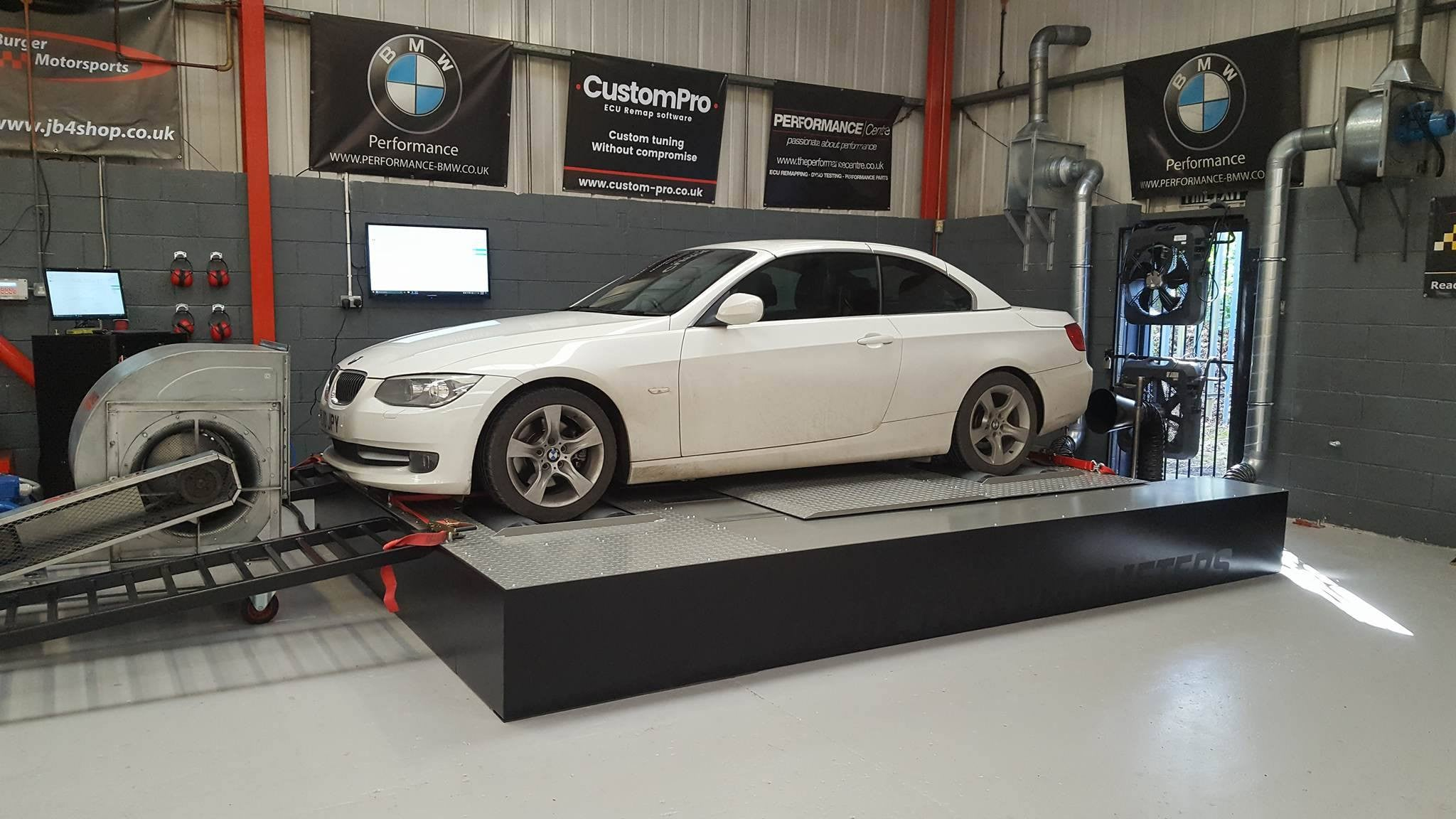 BMW 325i N53 - CustomPro remap software