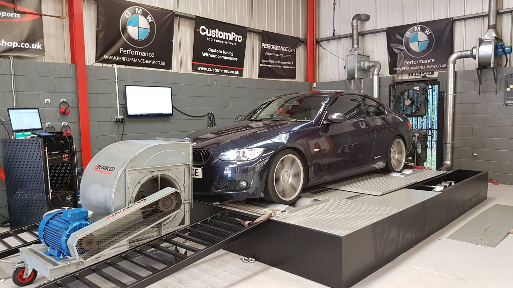 BMW 335d - CustomPro remap