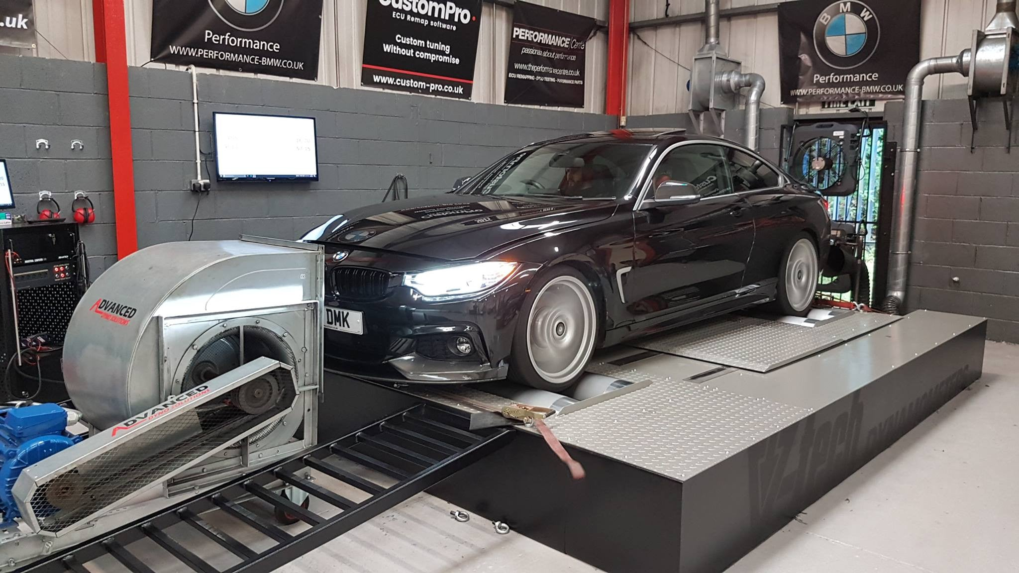BMW 435XD - CustomPro remap