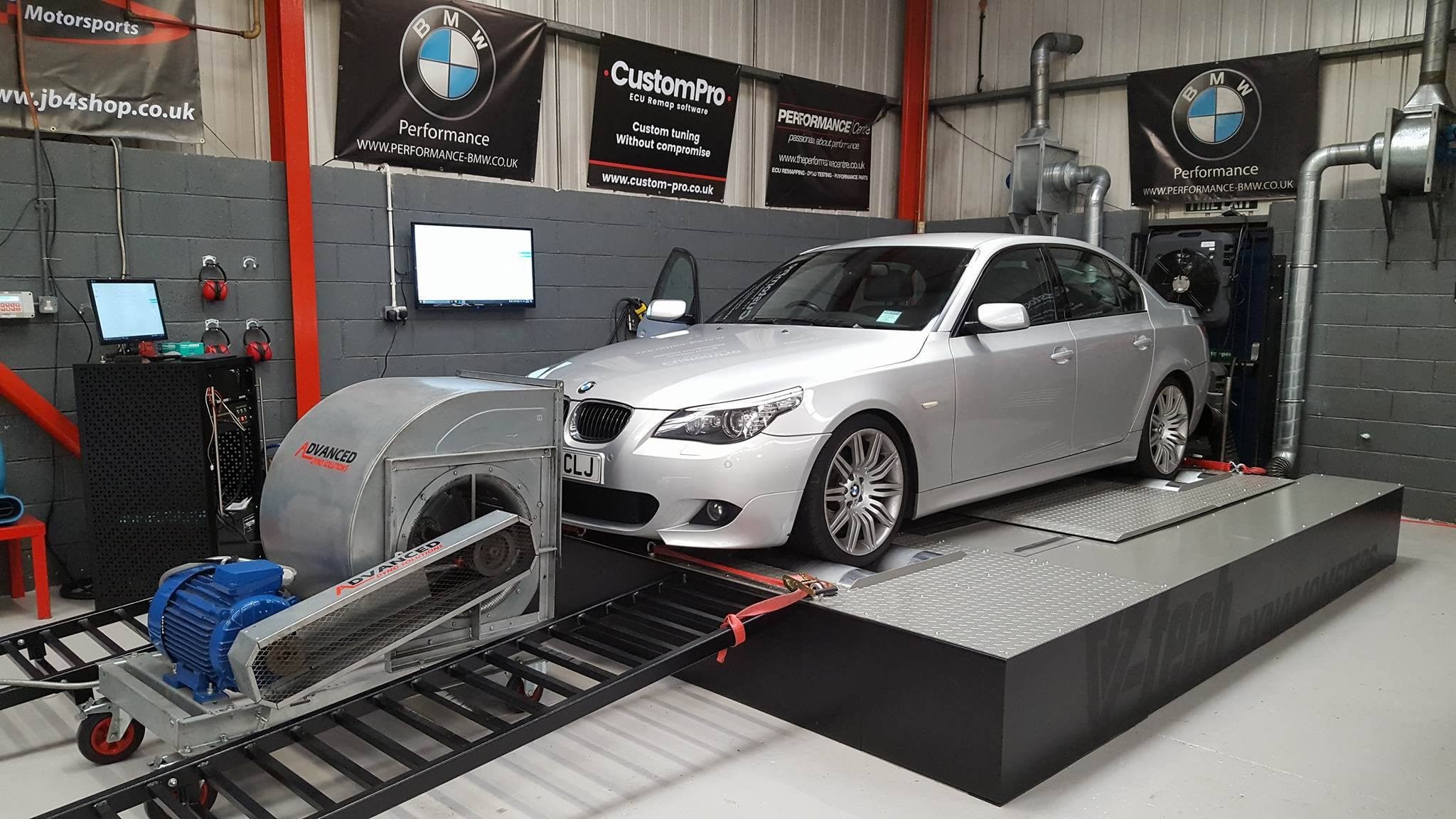 BMW 525d 3.0 197 - CustomPro remap software