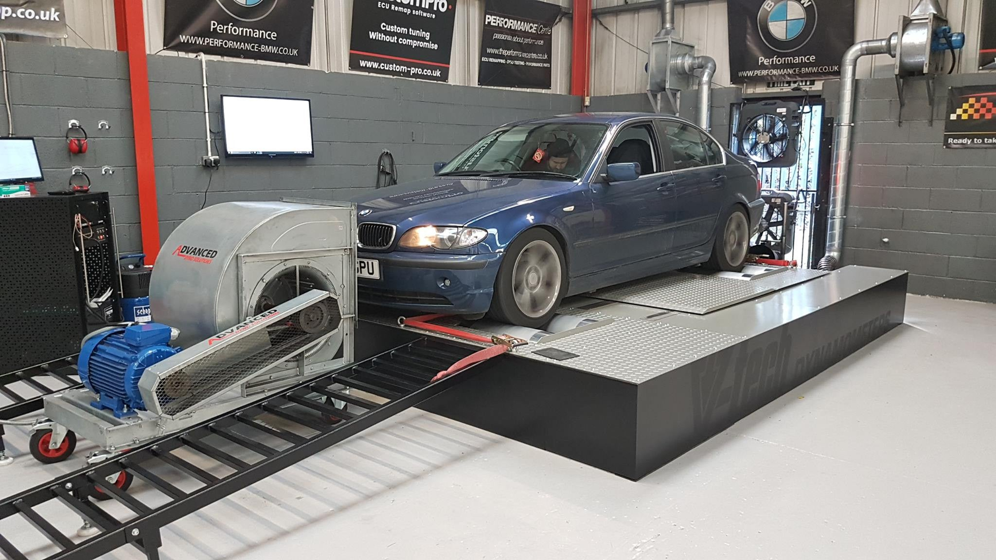 BMW E46 330d - Stage 1 remap