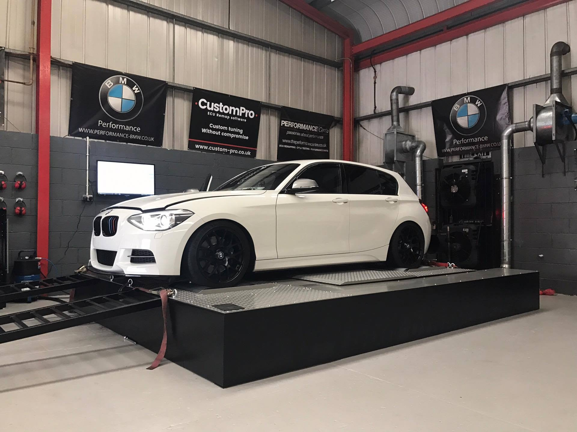 BMW M135i - Stage 2 JB4 Dyno test