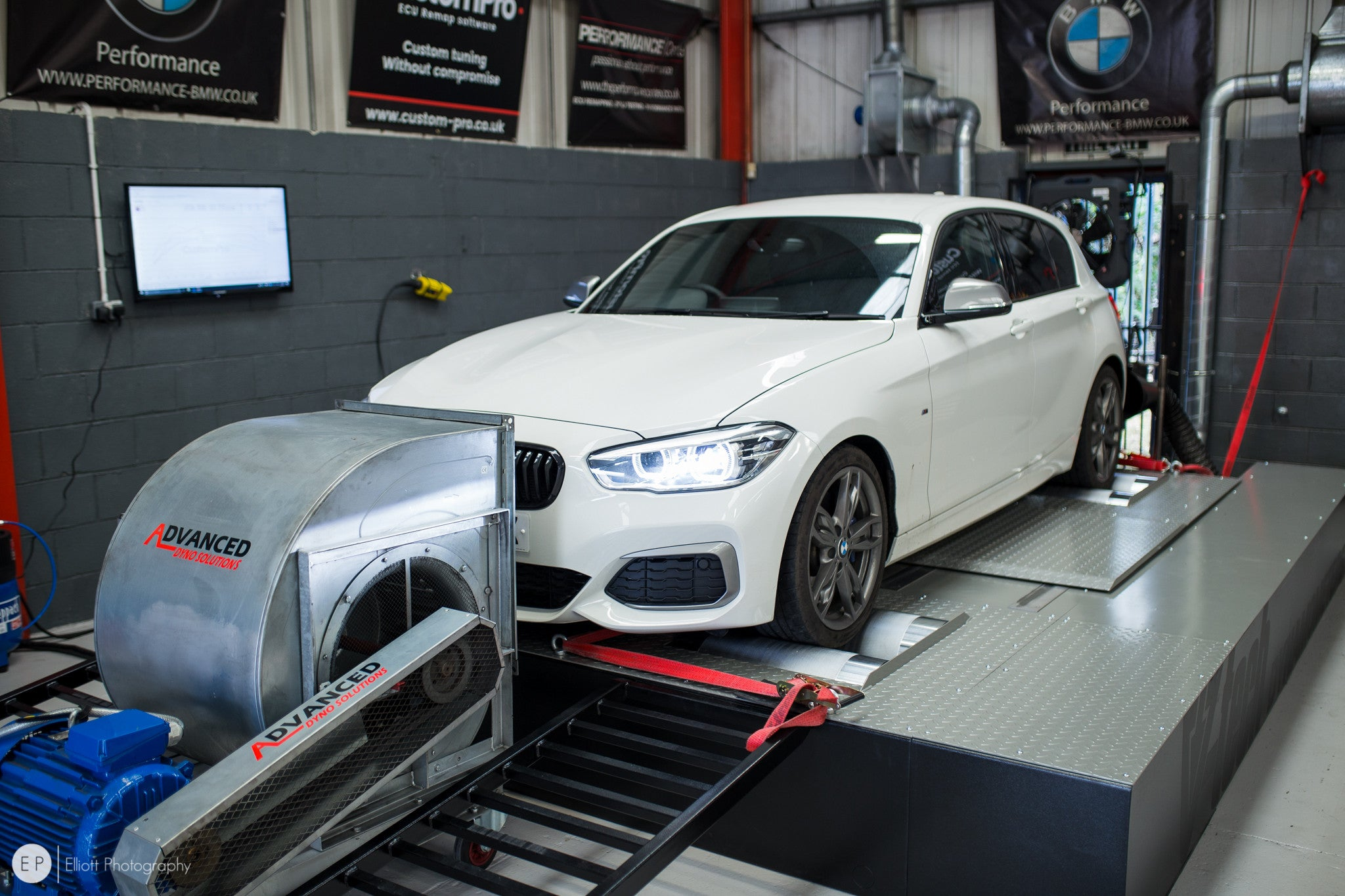 BMW M135i - JB4 and Decat