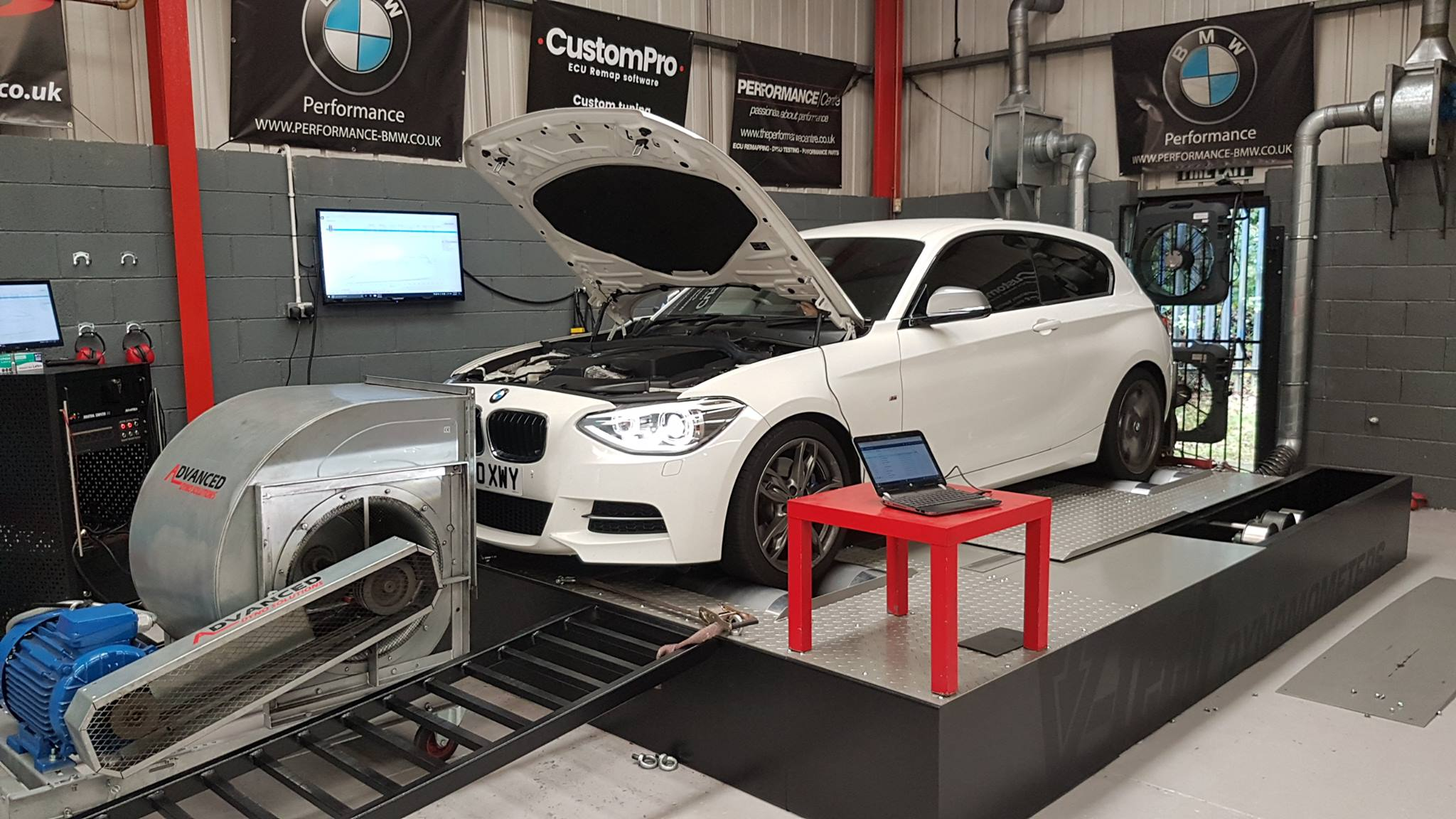 BMW M135i - Water methanol install