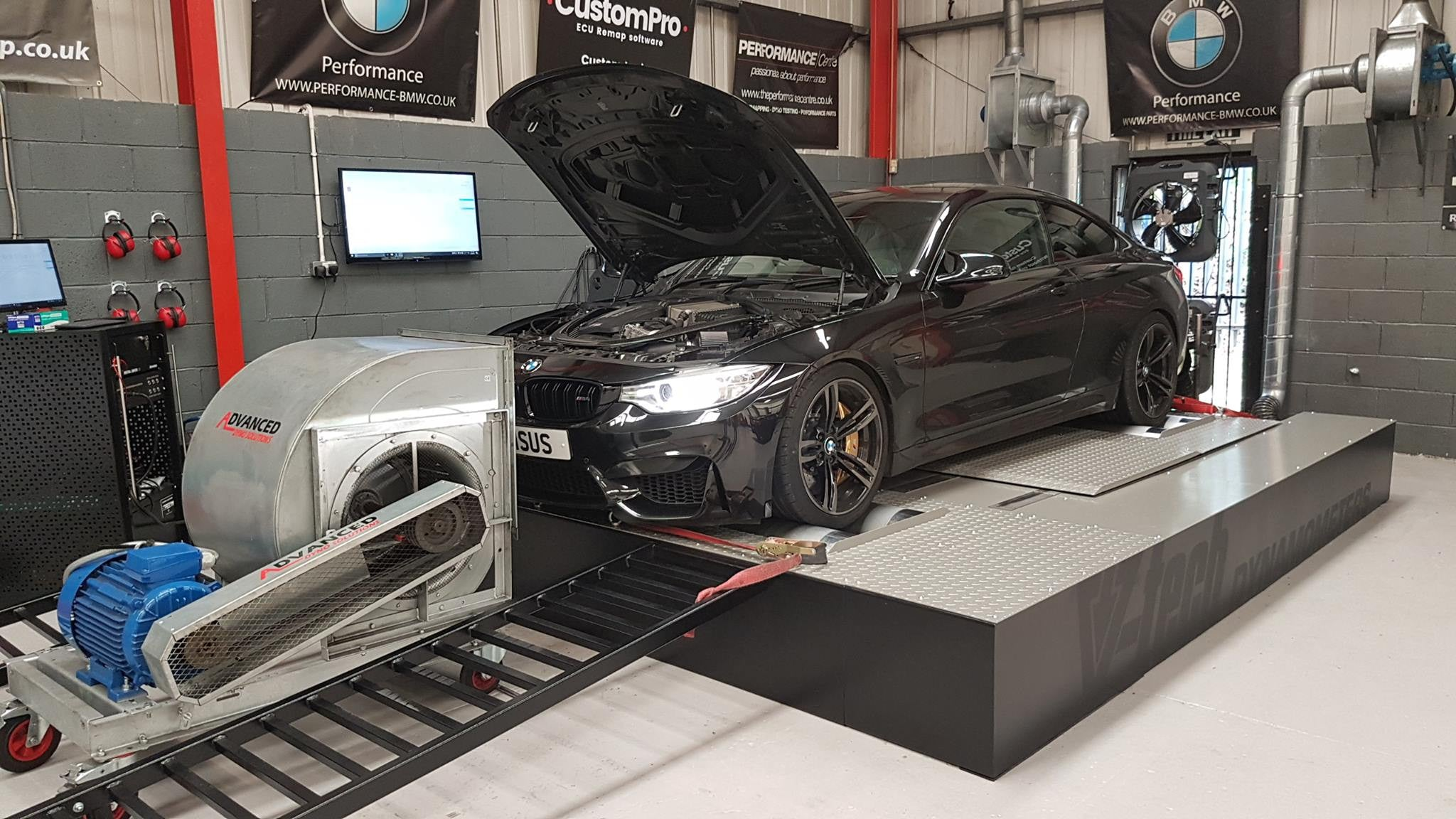 BMW S55 M4 - Custom map 6 settings