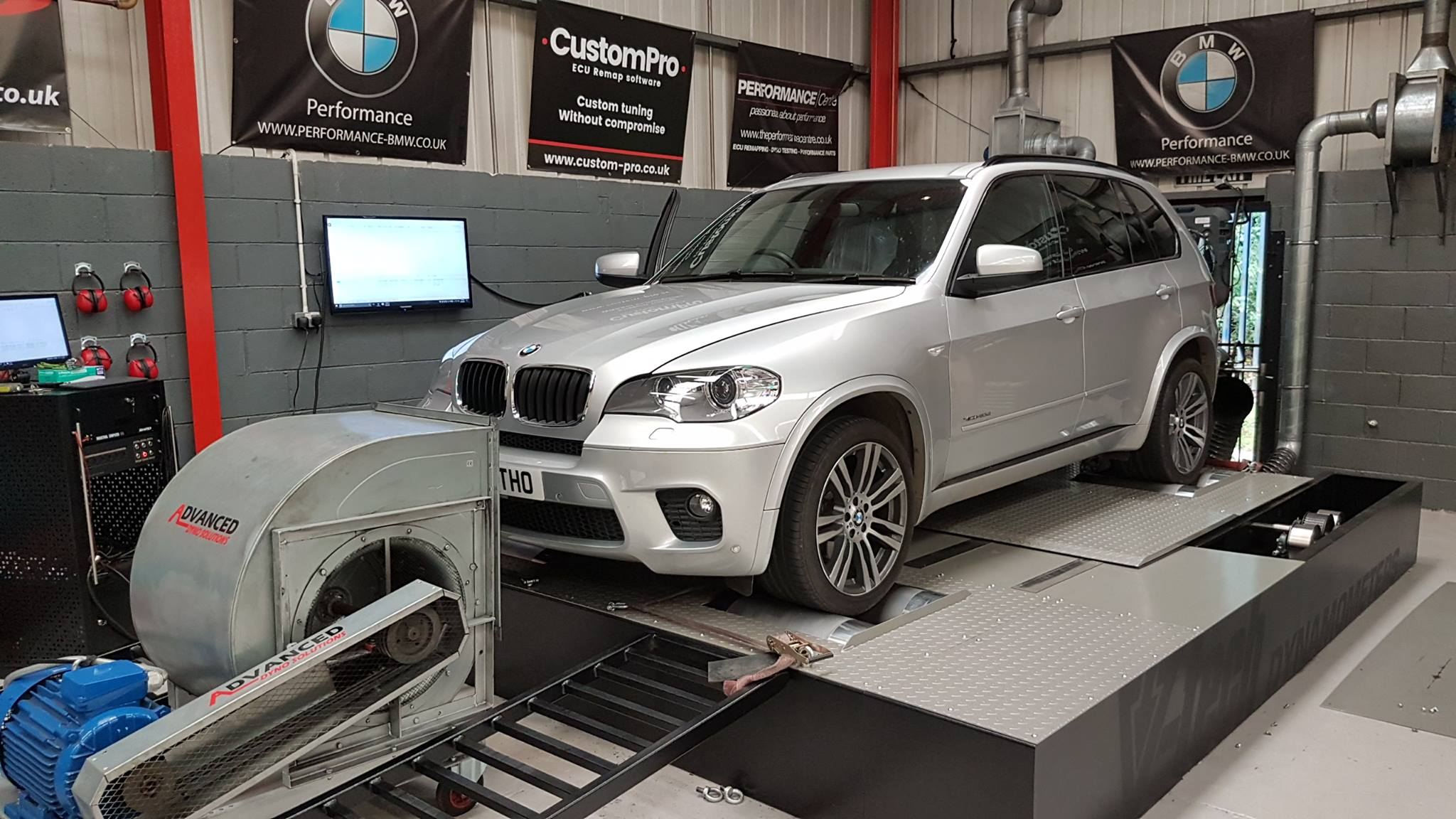 BMW X5 40d - CustomPro remap