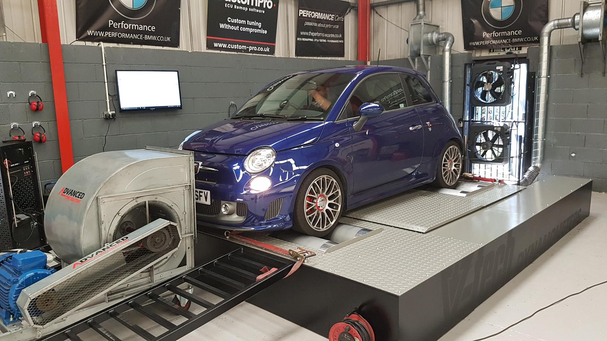 Fiat 500 Abarth - CustomPro remap