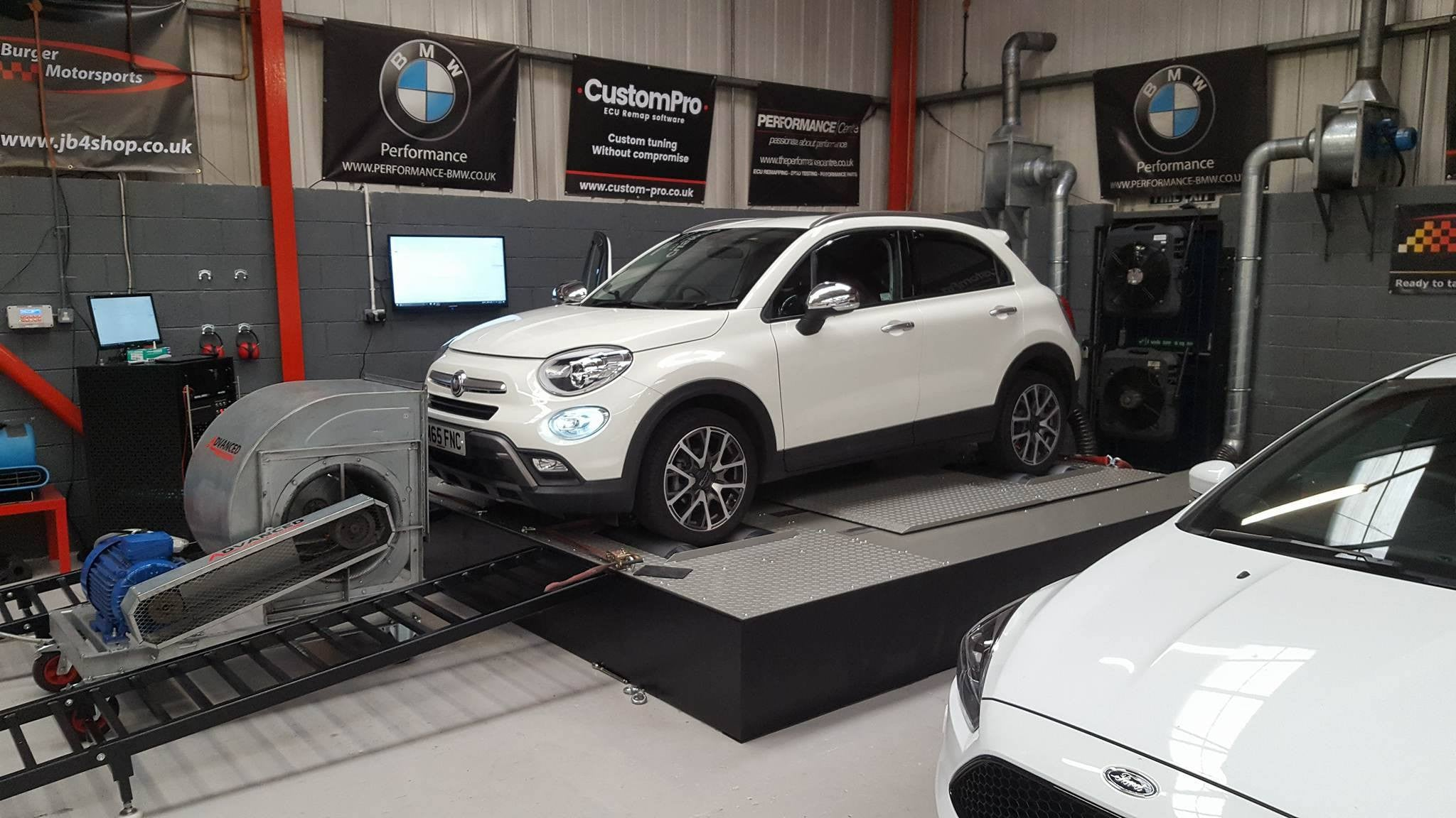 Fiat 500X - CustomPro remap