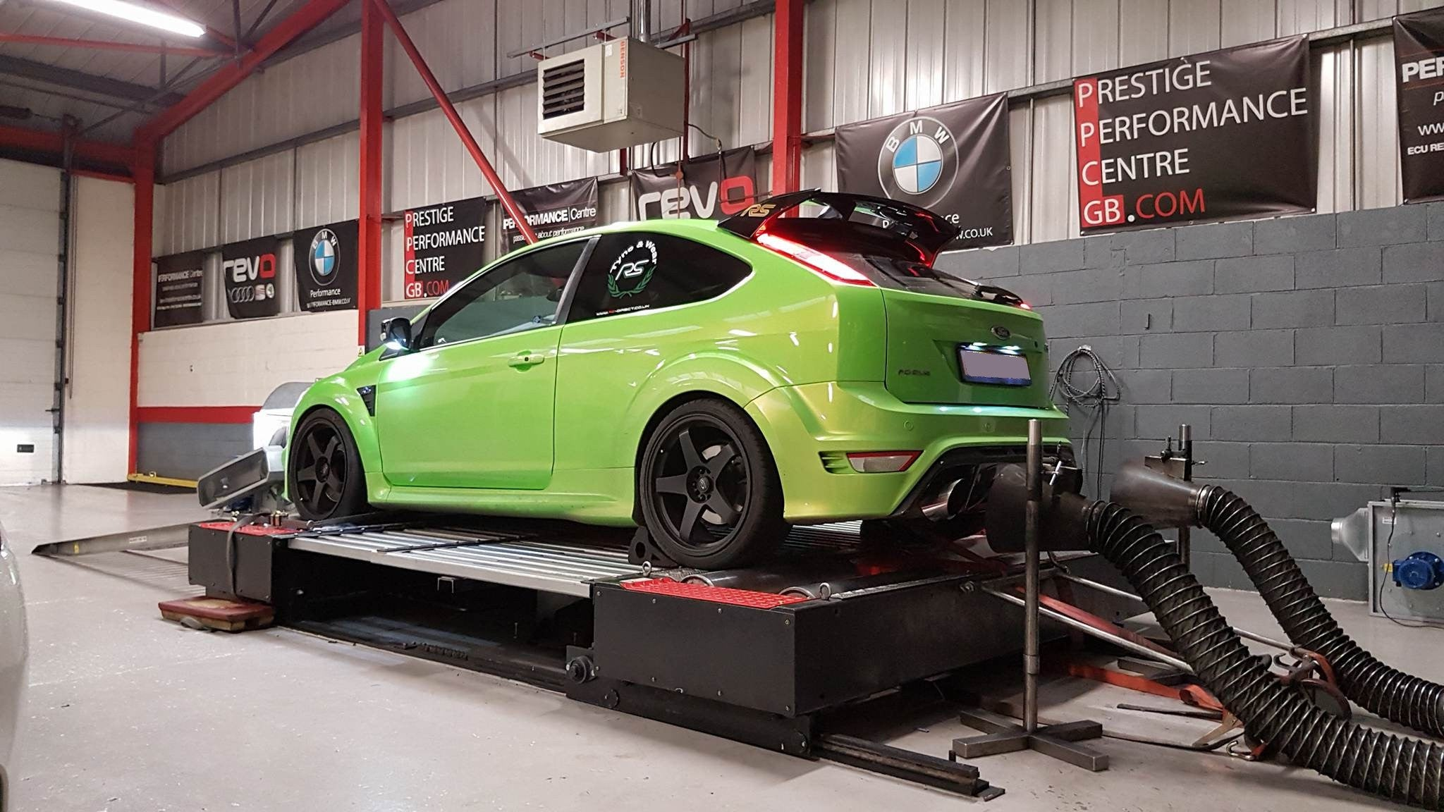 Ford Focus RS - Revo Stage 4 build