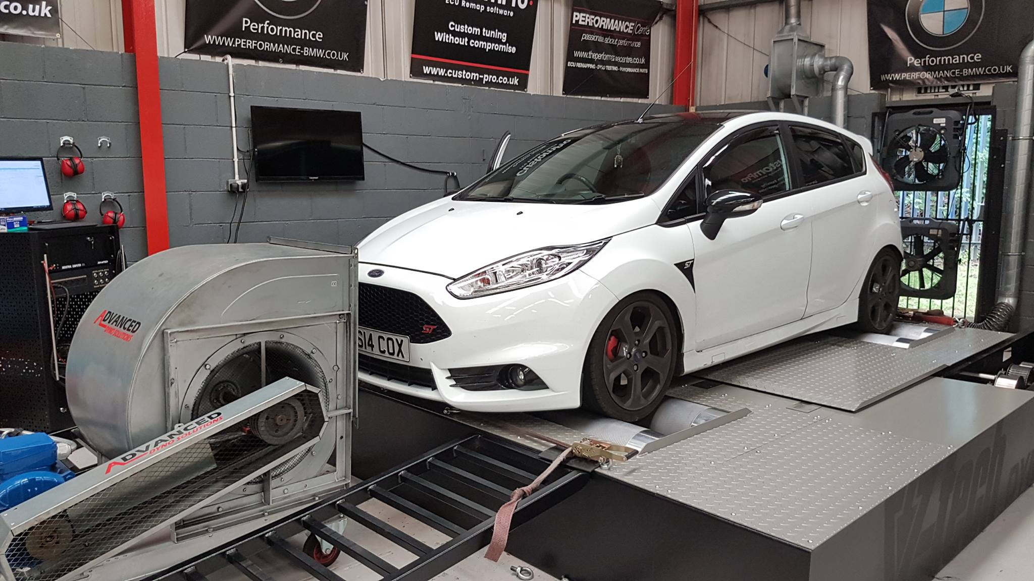Ford Fiesta 1.0 EcoBoost - CustomPro remap
