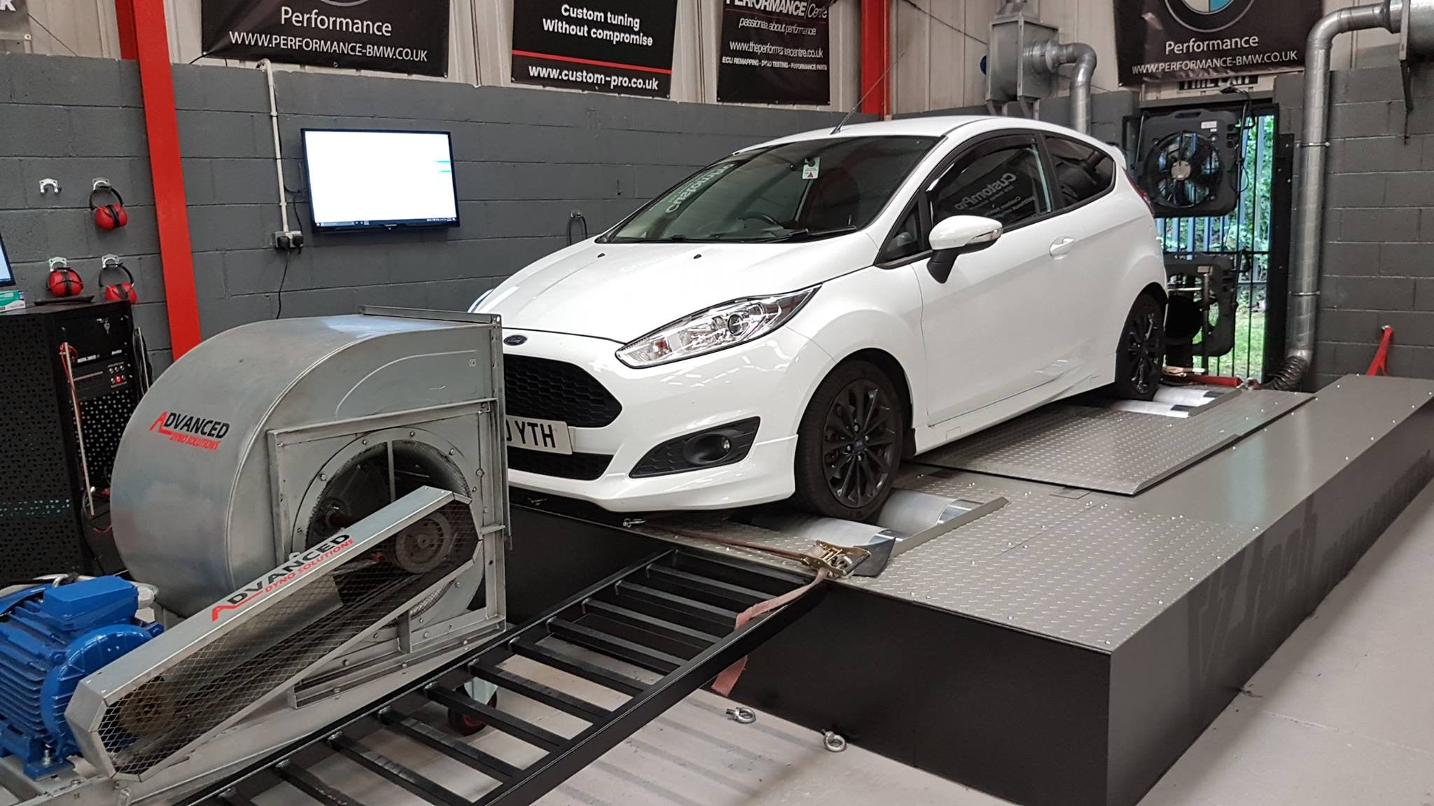 Ford Fiesta 1.6 TDCI - Stage 1 remap