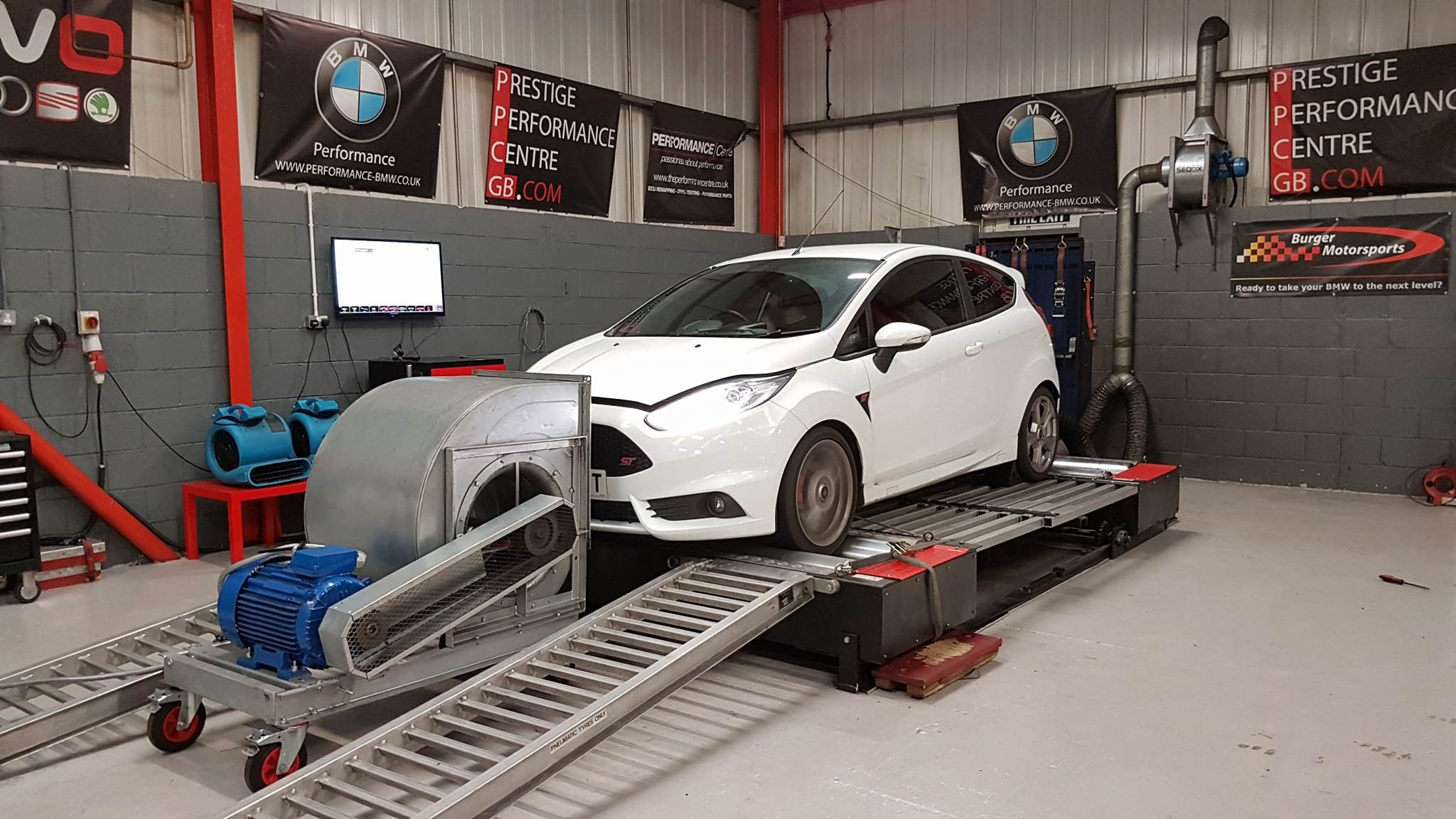 Ford Fiesta ST180 - Revo Stage 1 Software