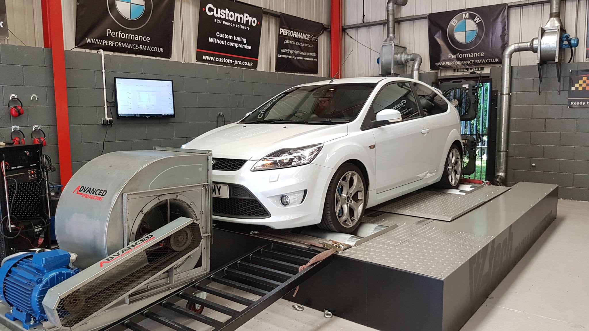 Ford Focus ST - Dyno test