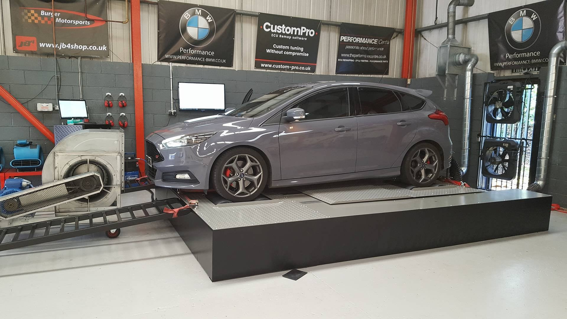Ford Focus ST Diesel - CustomPro remap