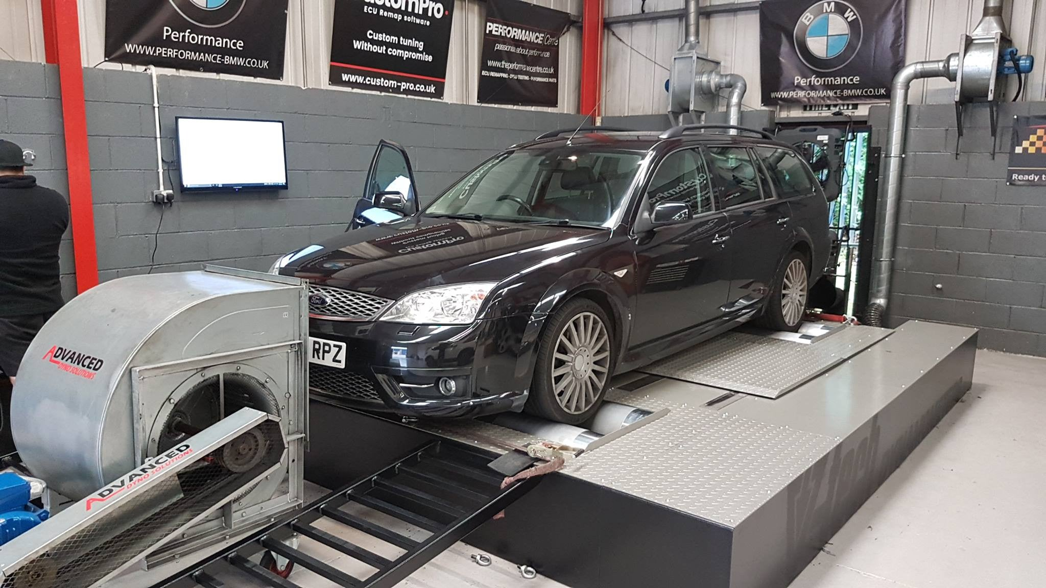 Ford Mondeo ST - Stage 1 remap