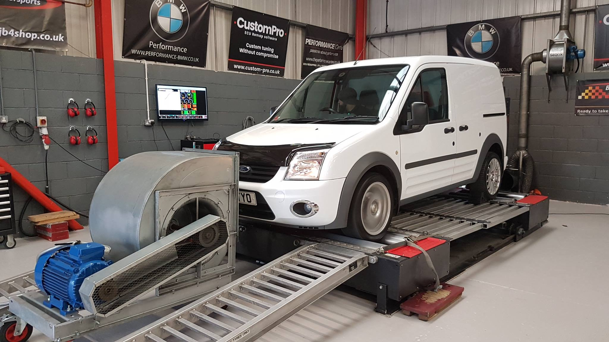 Ford Transit Connect 1.8 TDCI - Economy remap