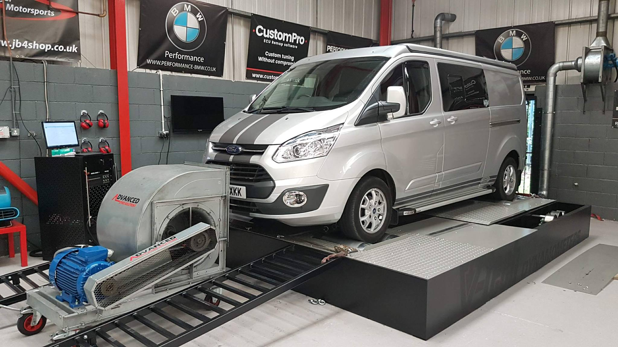 Ford Transit 2.2 - CustomPro remap