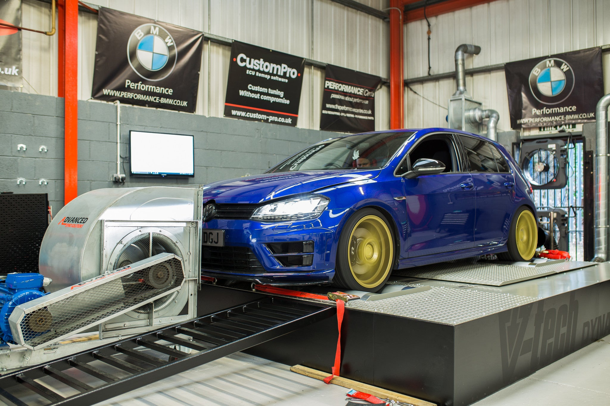 Volkswagen Golf R - JB4 Stage 2