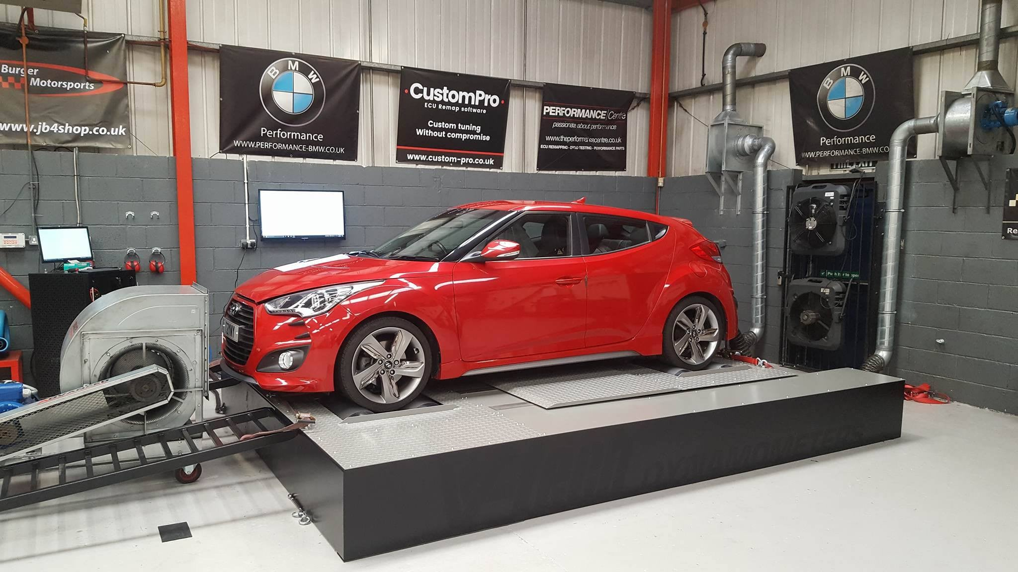 Hyundai Veloster - CustomPro remap