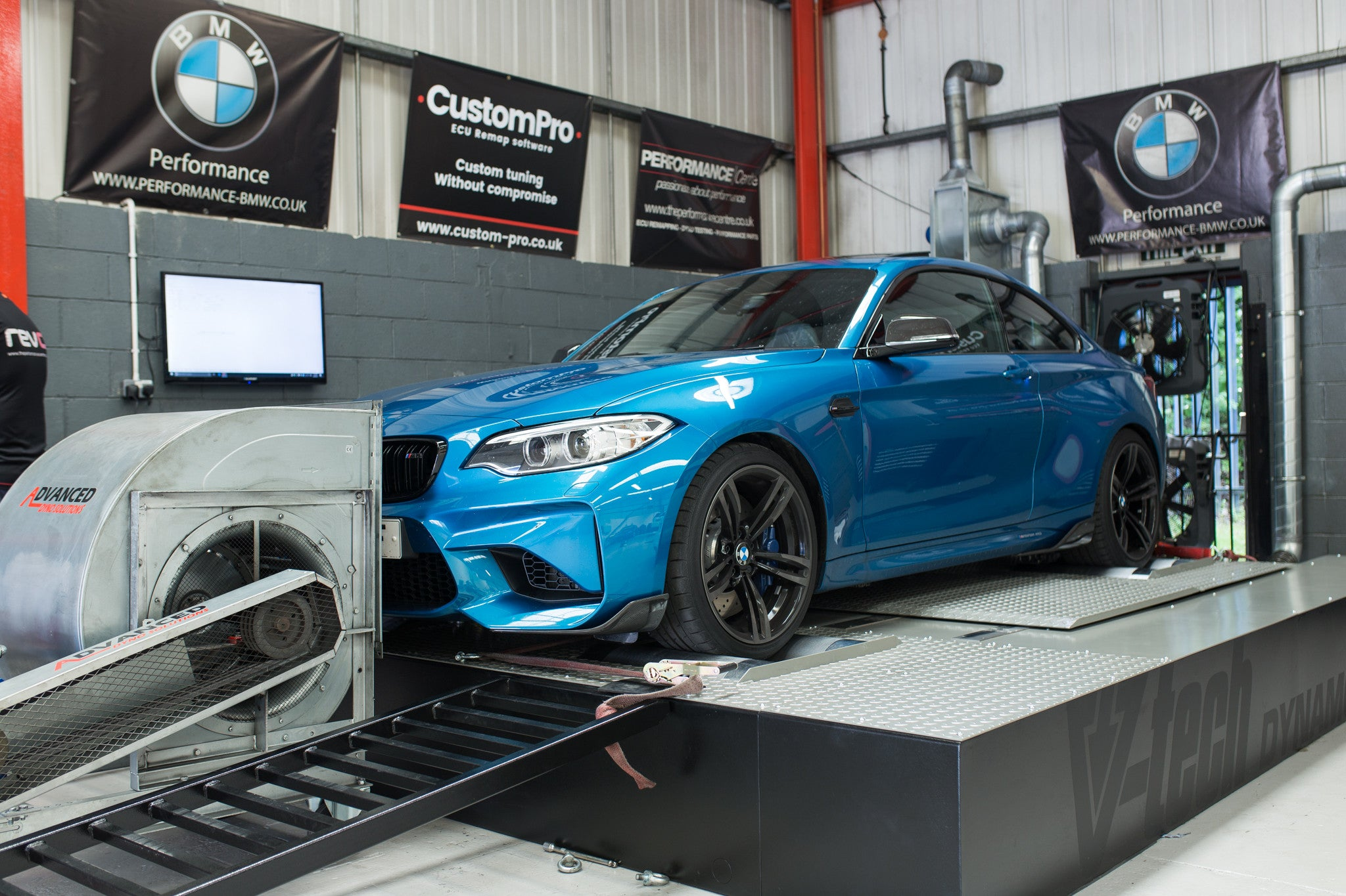 BMW M2- JB4, decat downpipe, BMS intercooler and Remus cat-back