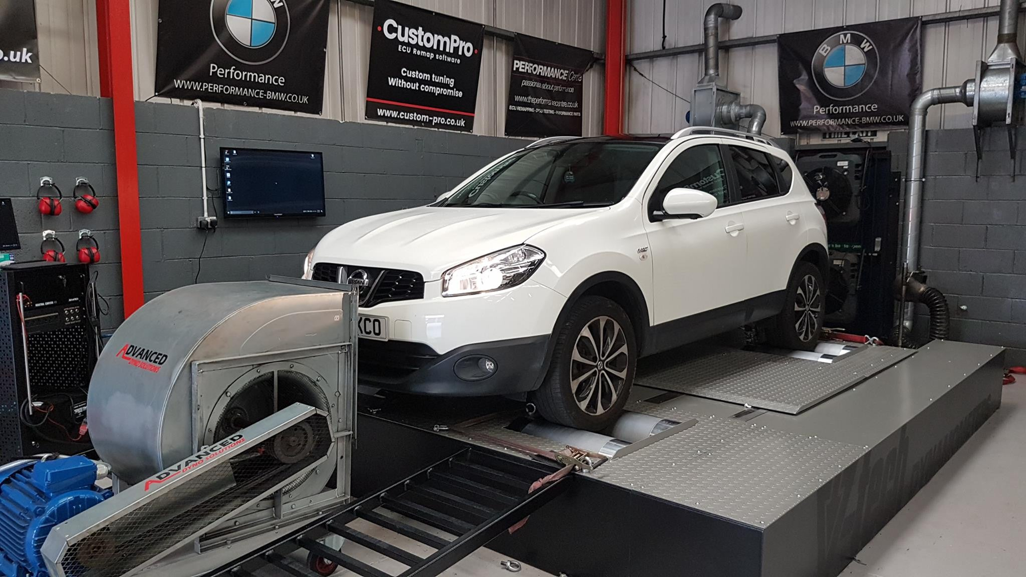 Nissan Qashqai 1.5 DCI - Stage 1 remap