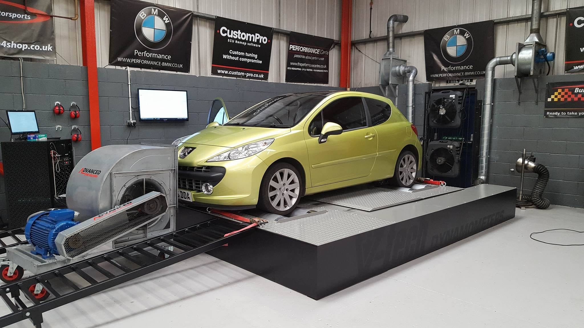 Peugeot 207 1.6 HDI - Stage 1 remap