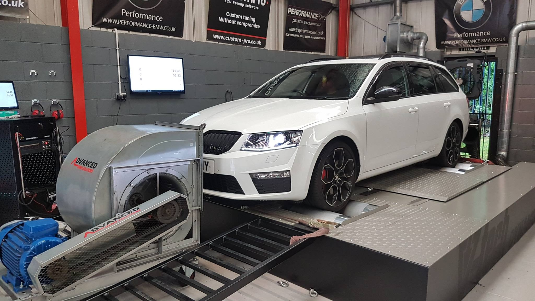 Skoda Octavia VRS - JB1 to JB4 upgrade
