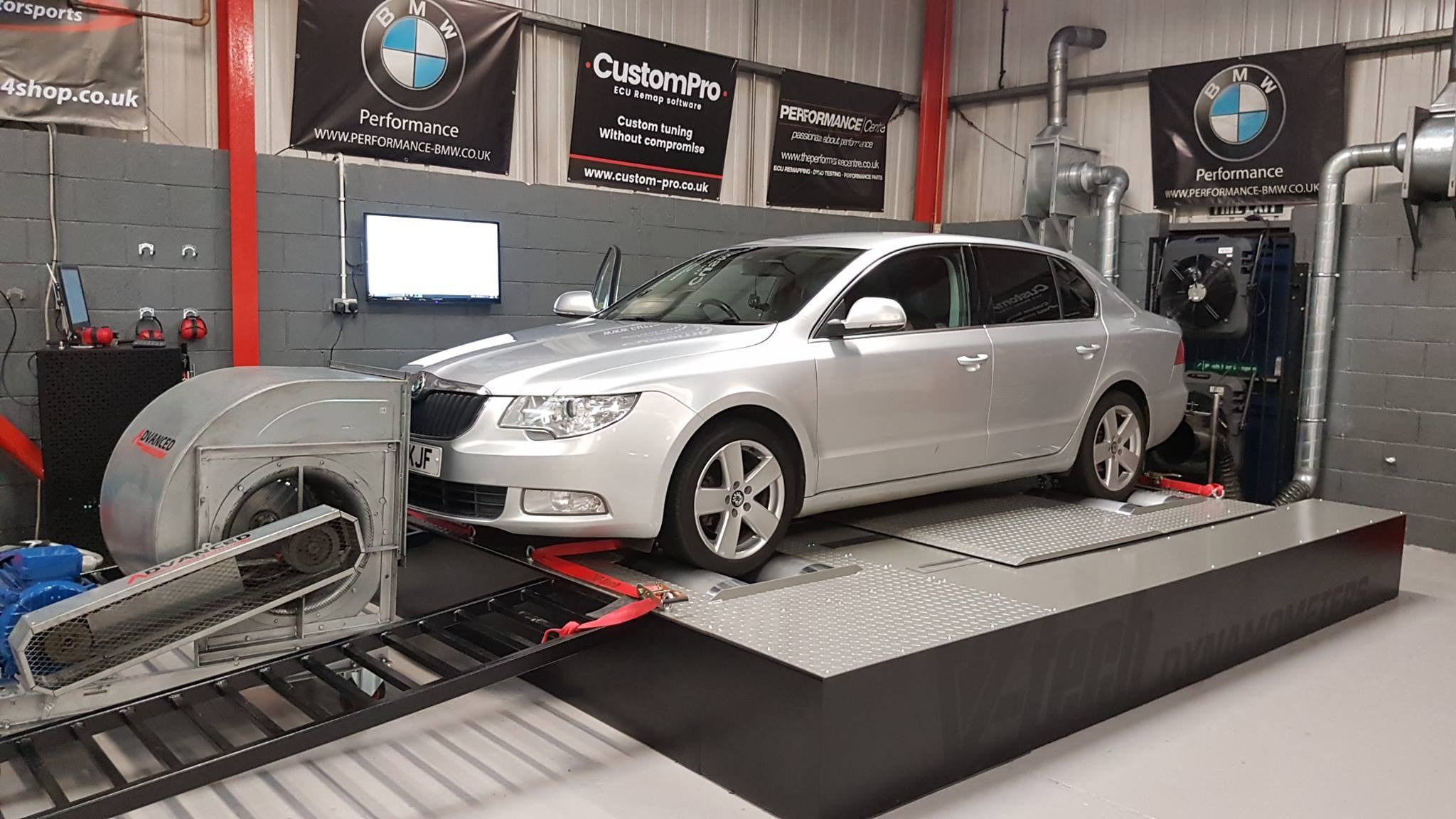 Skoda Superb 2.0 140 - Stage 1 remap