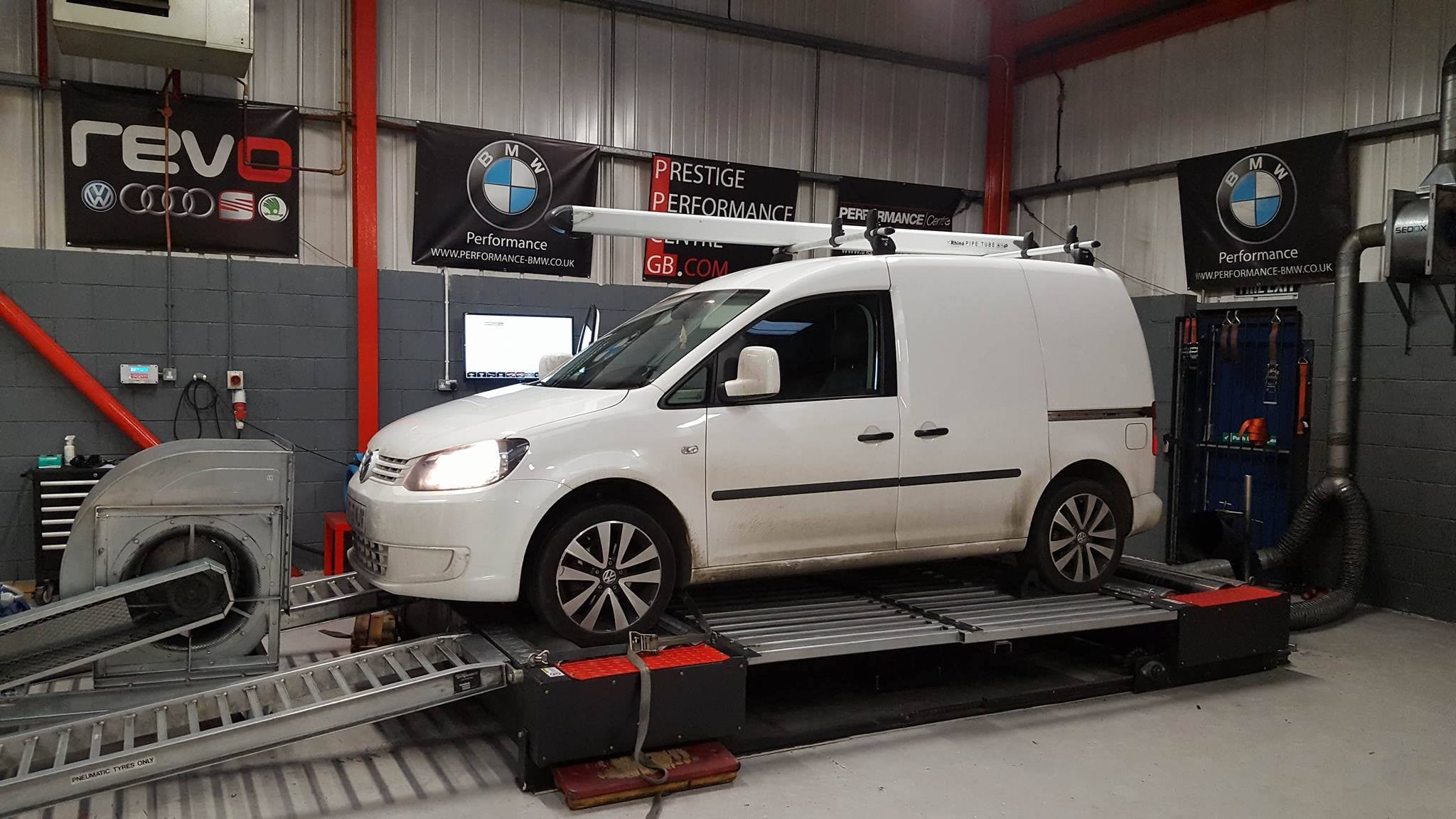 Volkswagen Caddy 1.6 CR 75 - Stage 1 Remap