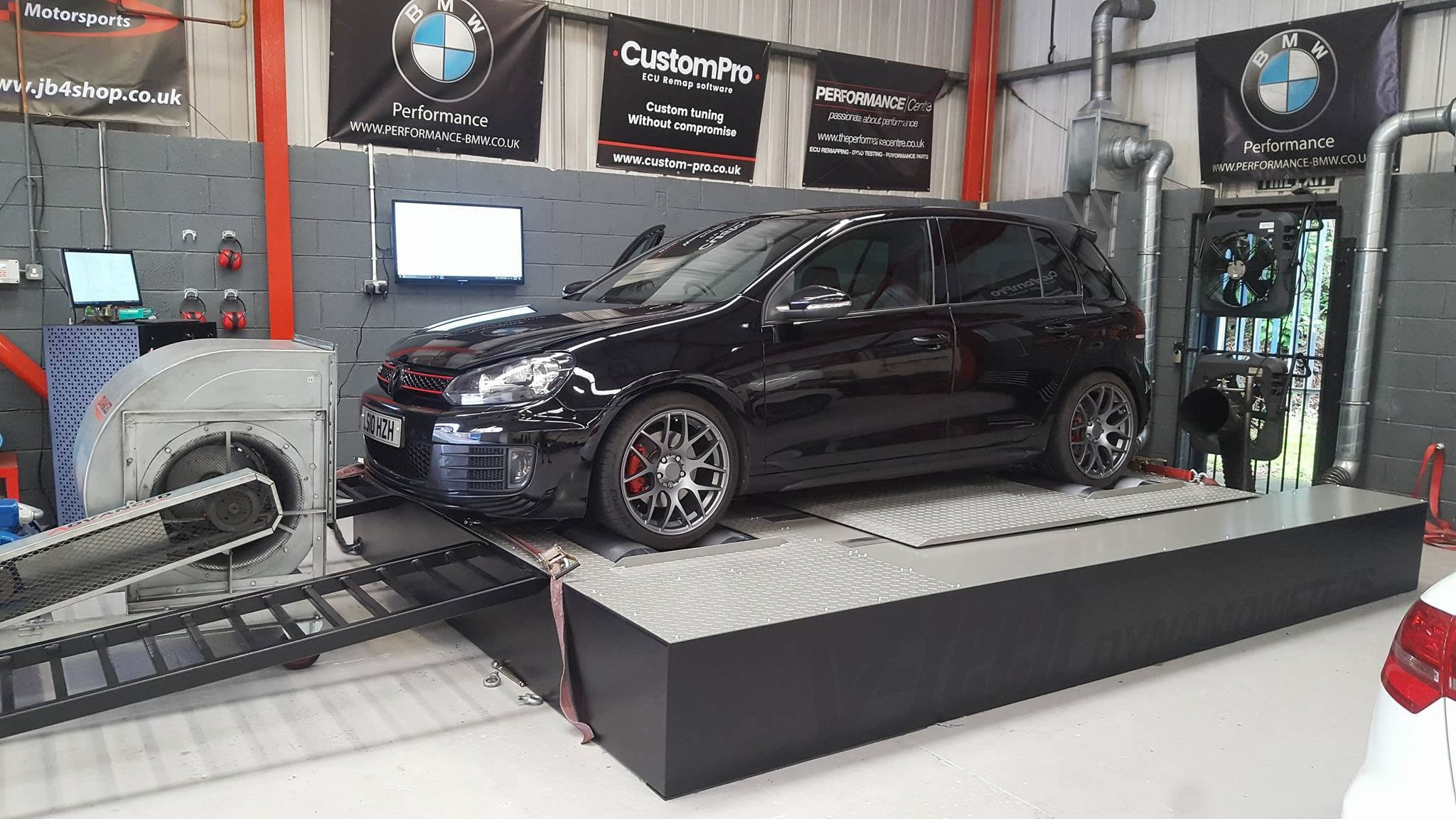 Volkswagen Golf GTi - Software upgrade