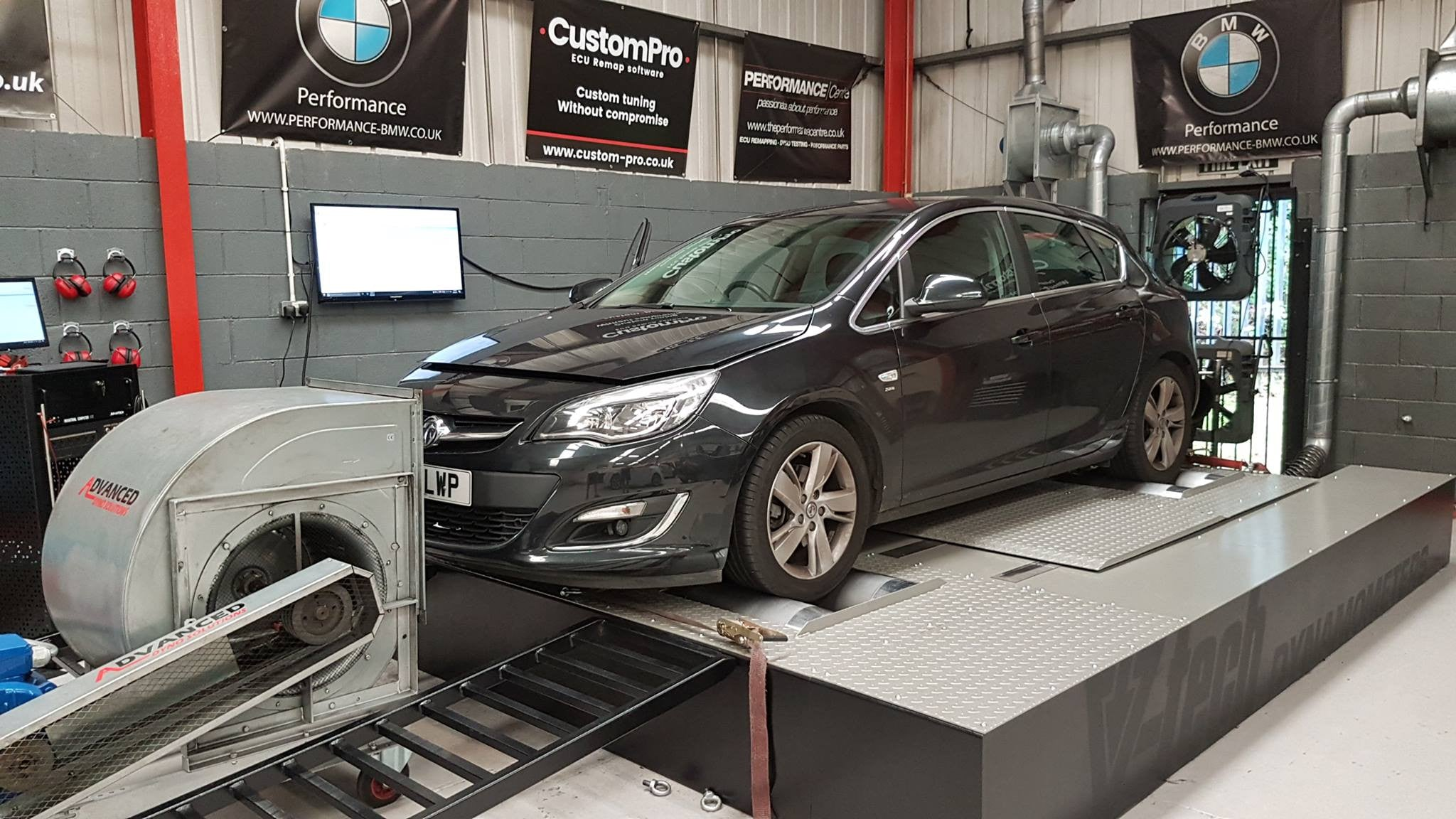 Vauxhall Astra - Stage 1 remap