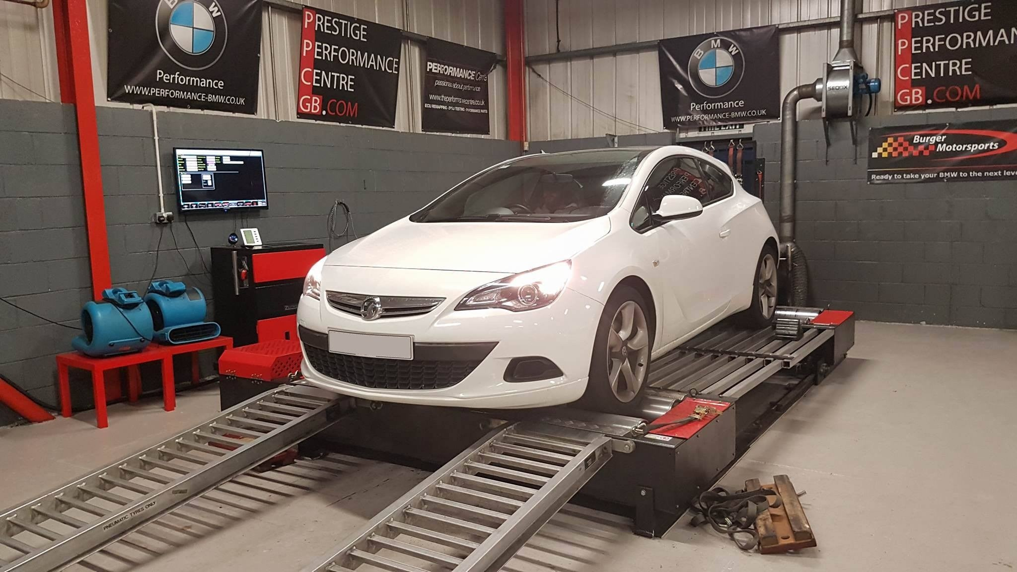 Vauxhall Astra 2.0 GTC - CustomPro remap software