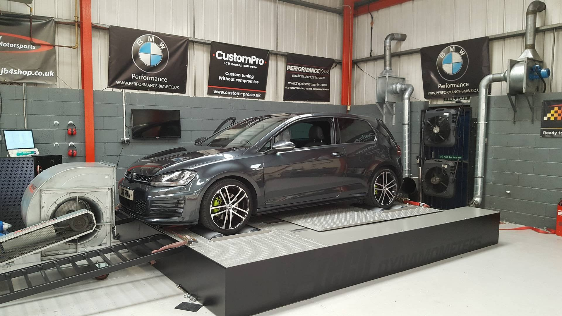 Volkswagen Golf GTD - CustomPro remap