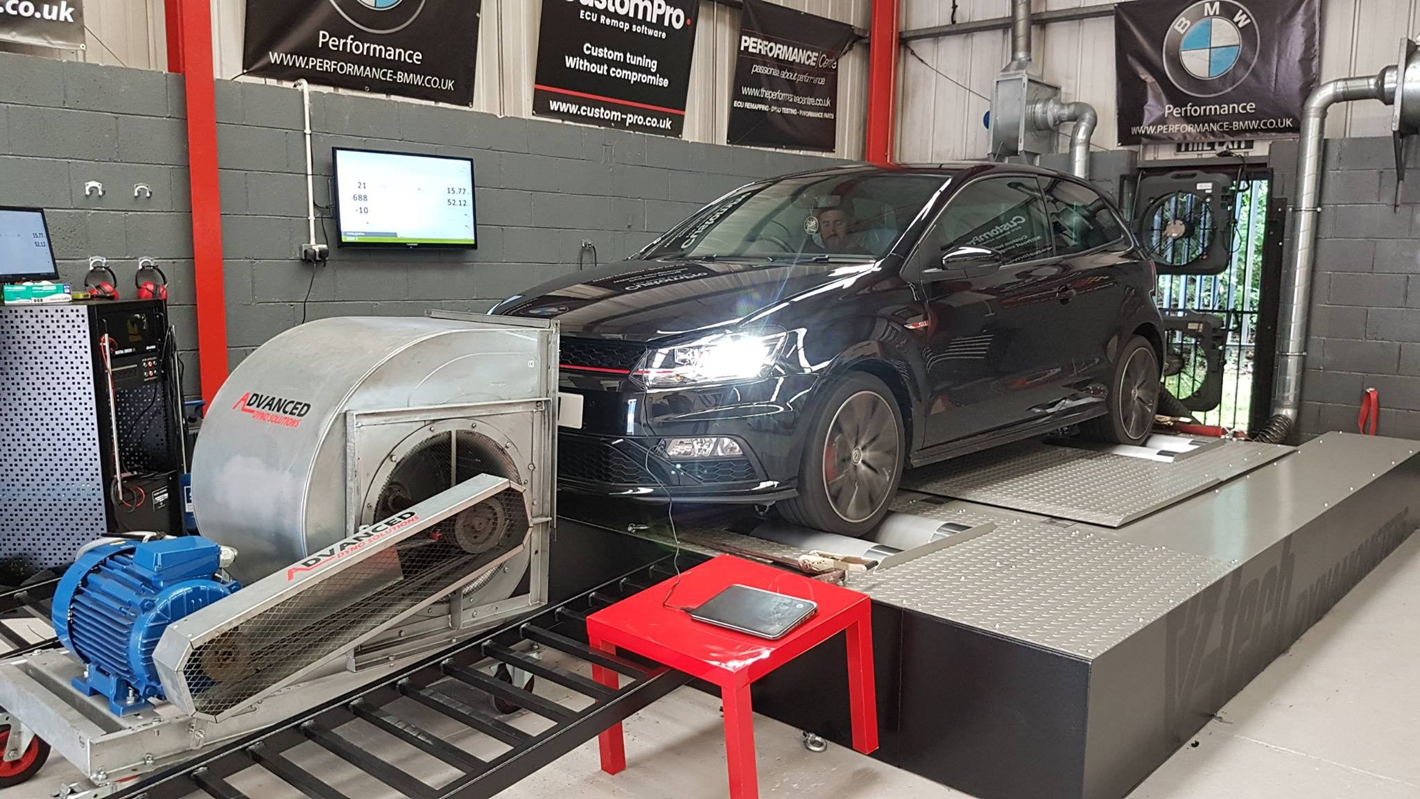 Volkswagen Polo GTi 6c - Airtec intercooler and JB4