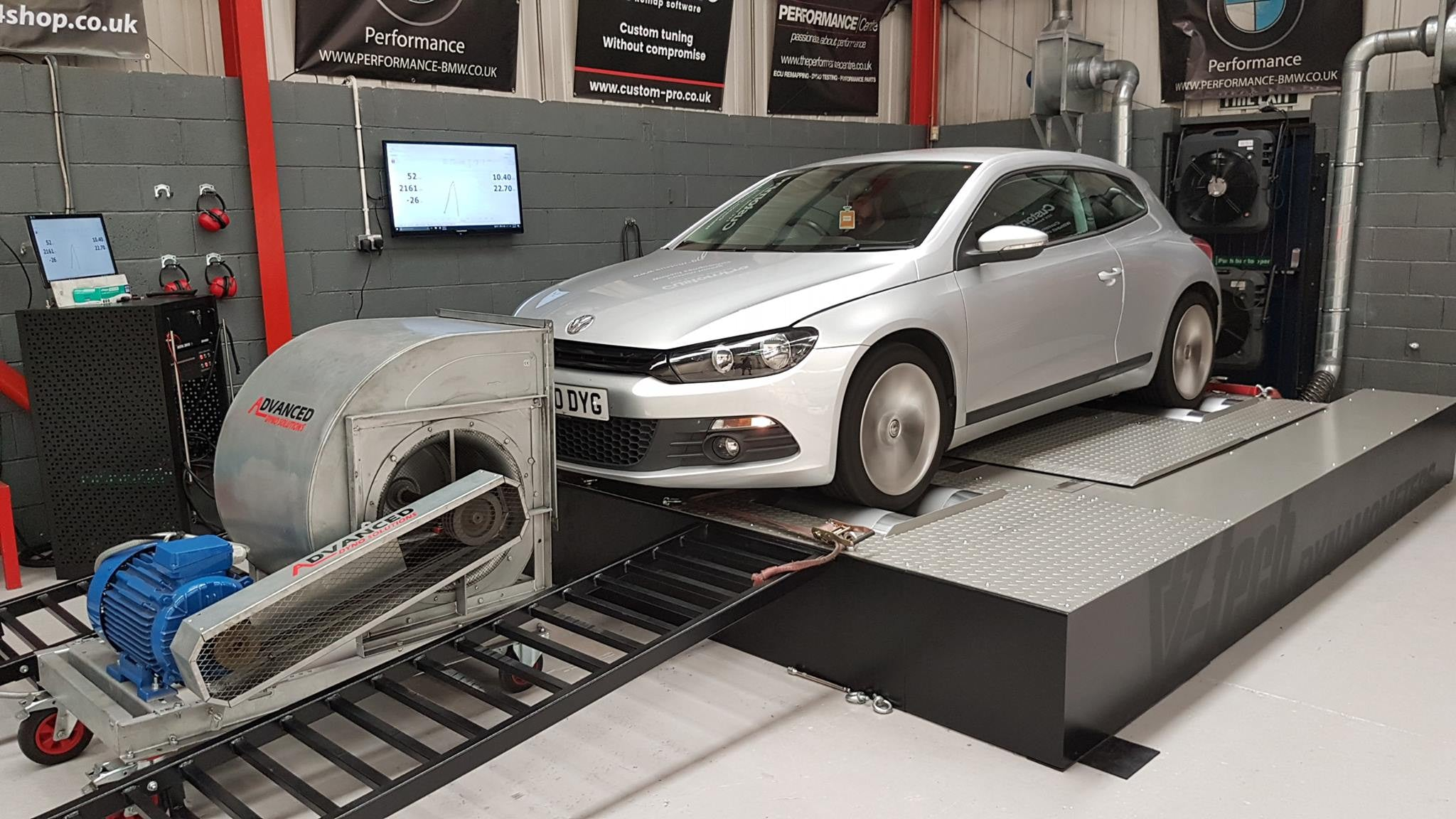 Volkswagen Scirocco - CustomPro remap