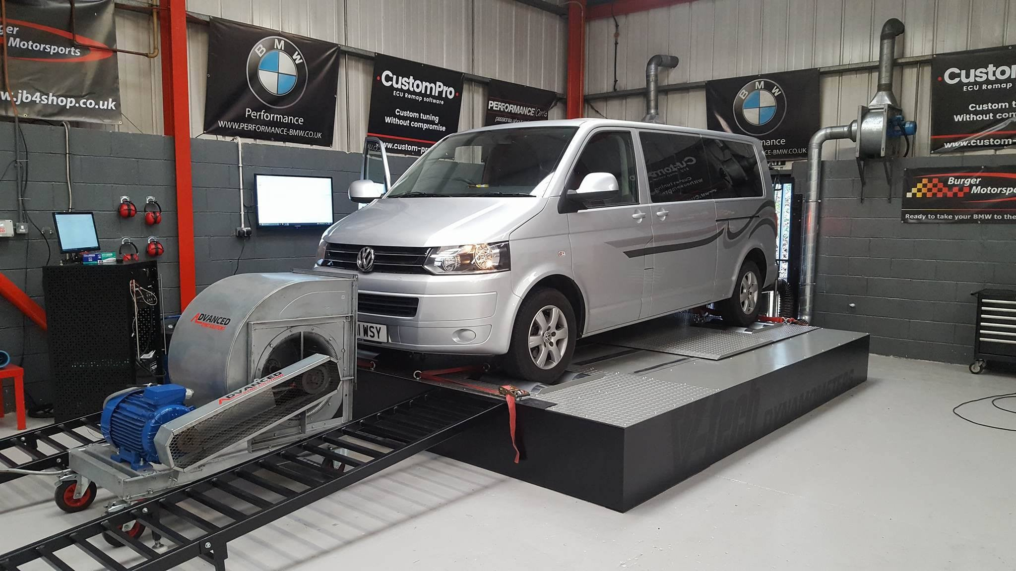 Volkswagen Transporter - Stage 1 & CustomPro