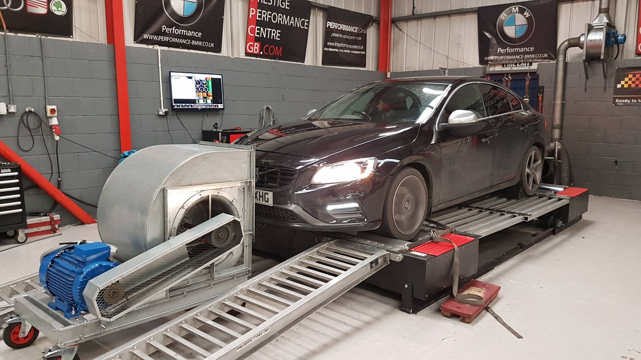 Volvo S60 D3 136 - CustomPro remap