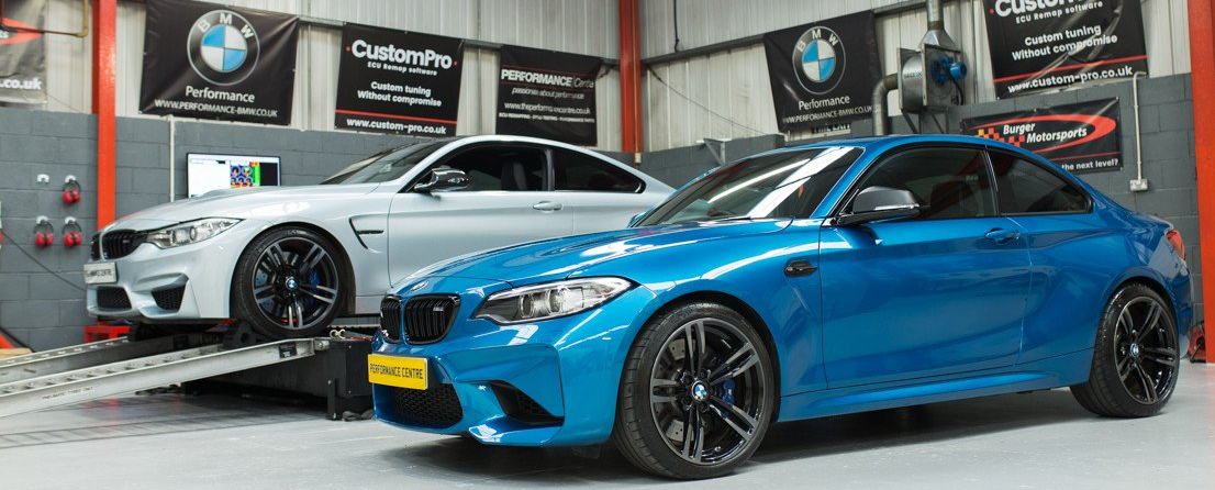 BMW F series tuning
