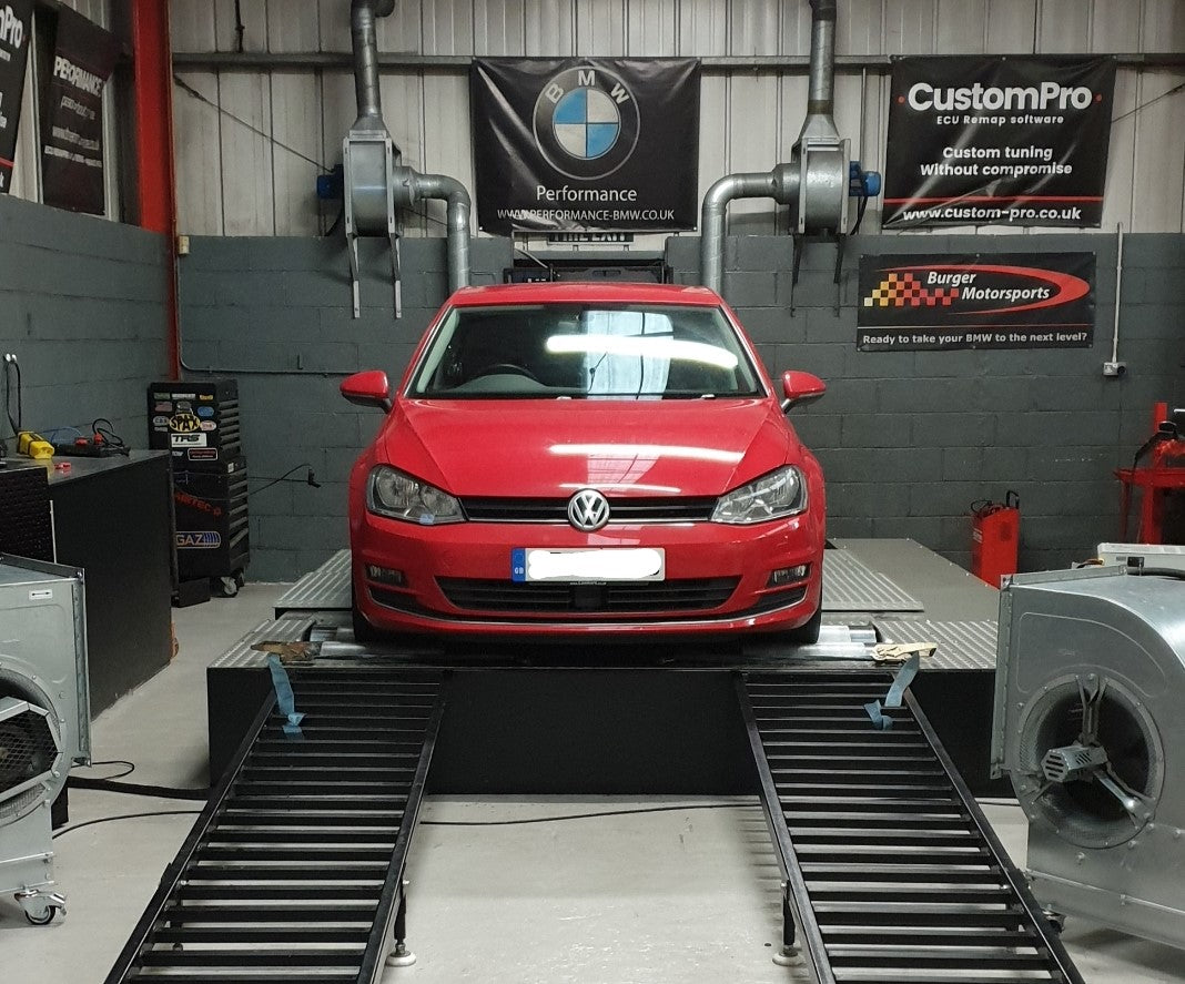 Volkswagen Golf MK7 2.0 diesel 150bhp CustomPro remap