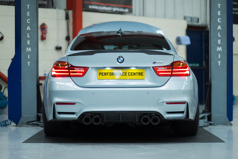 BMW Remus exhaust system